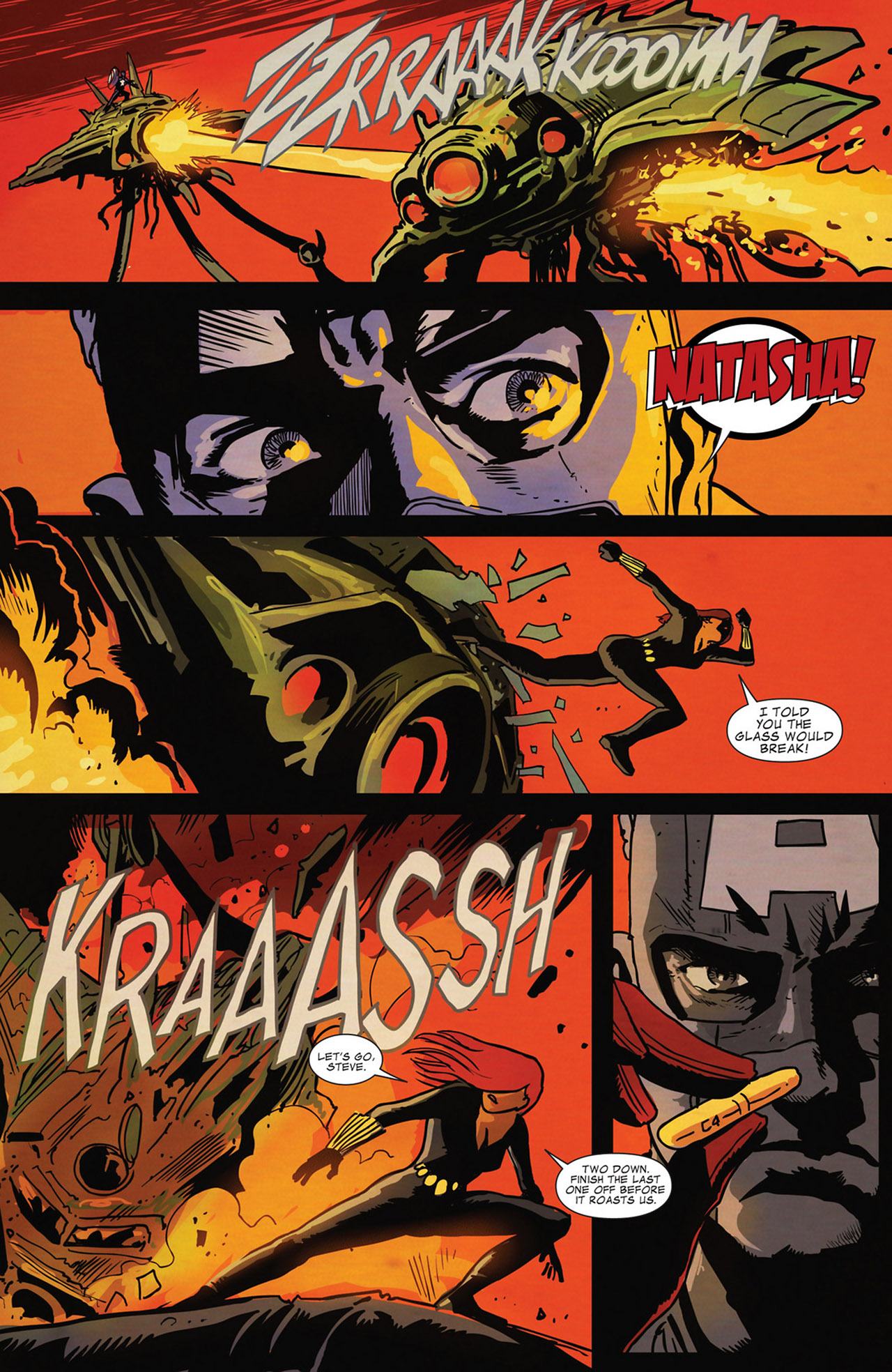 Read online Captain America And Black Widow comic -  Issue #638 - 17
