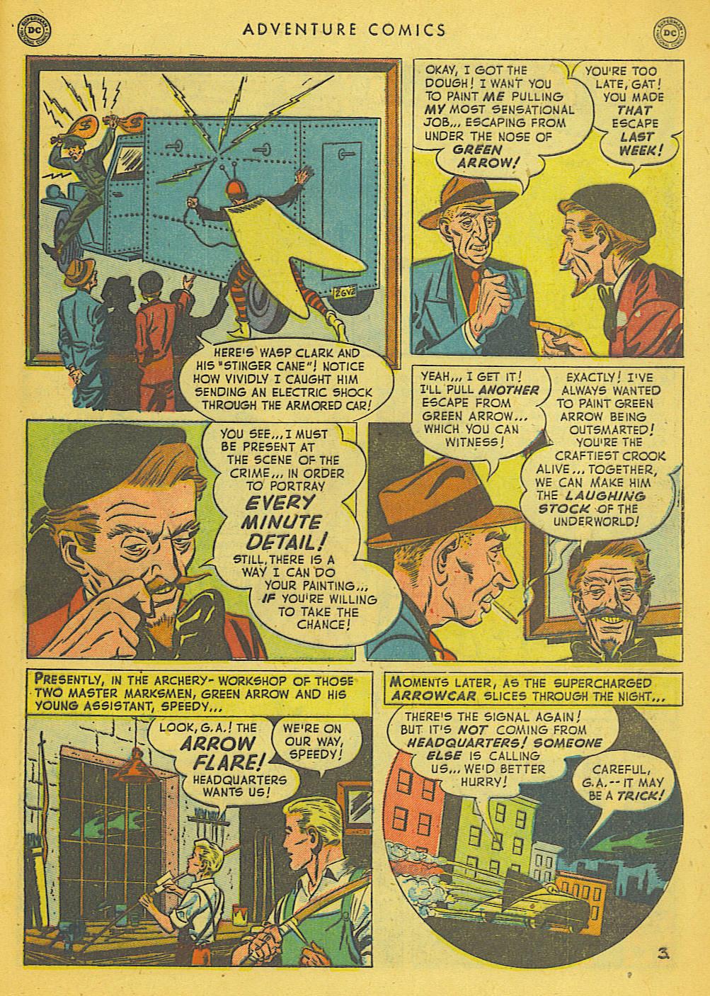 Read online Adventure Comics (1938) comic -  Issue #153 - 42