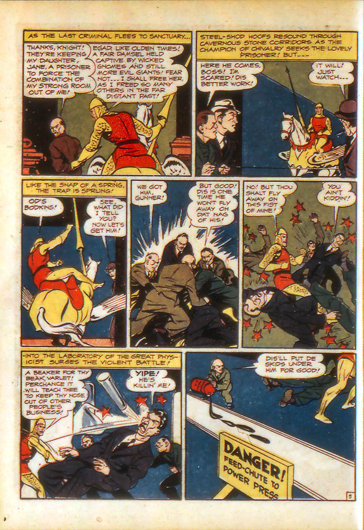 Read online Adventure Comics (1938) comic -  Issue #88 - 24