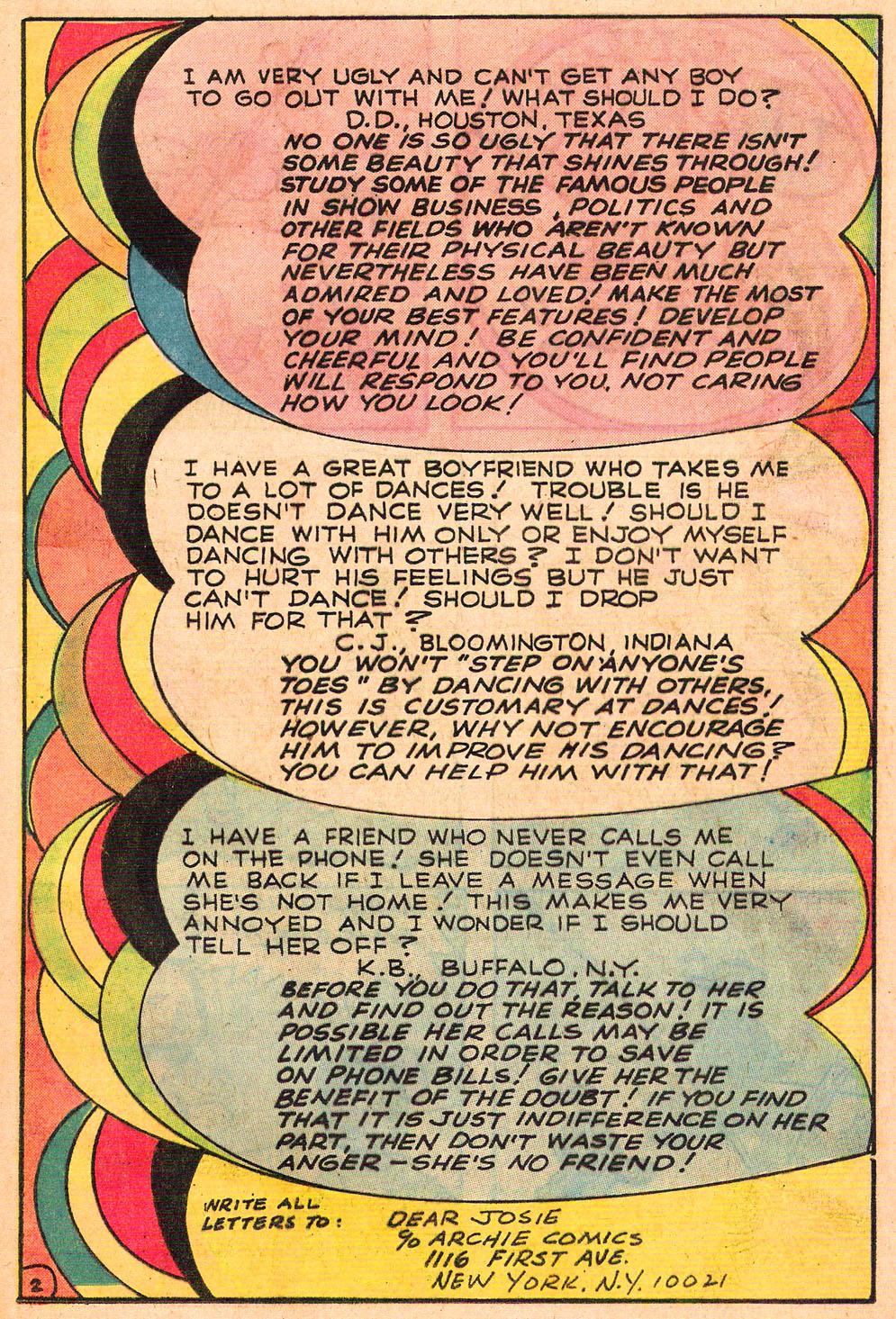 Read online She's Josie comic -  Issue #65 - 29