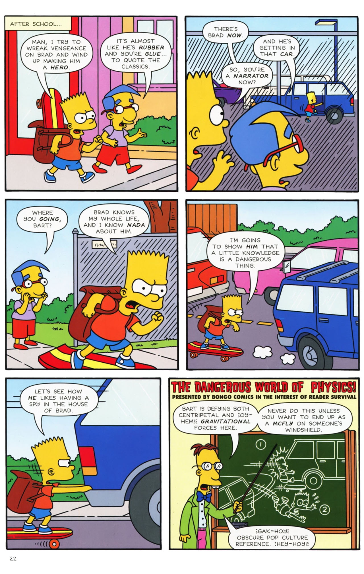 Read online Simpsons Comics comic -  Issue #169 - 17