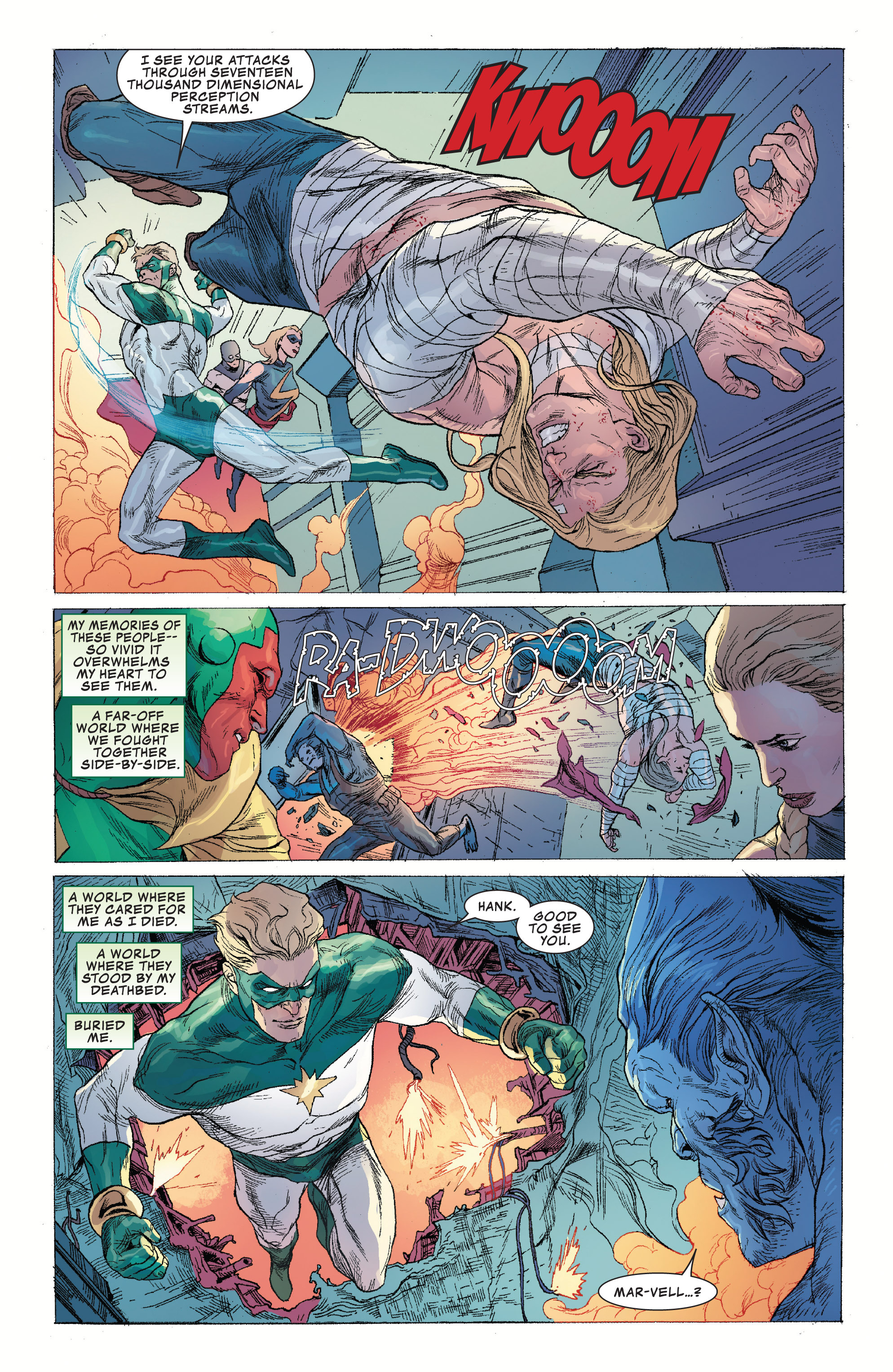 Read online Secret Avengers (2010) comic -  Issue #27 - 7