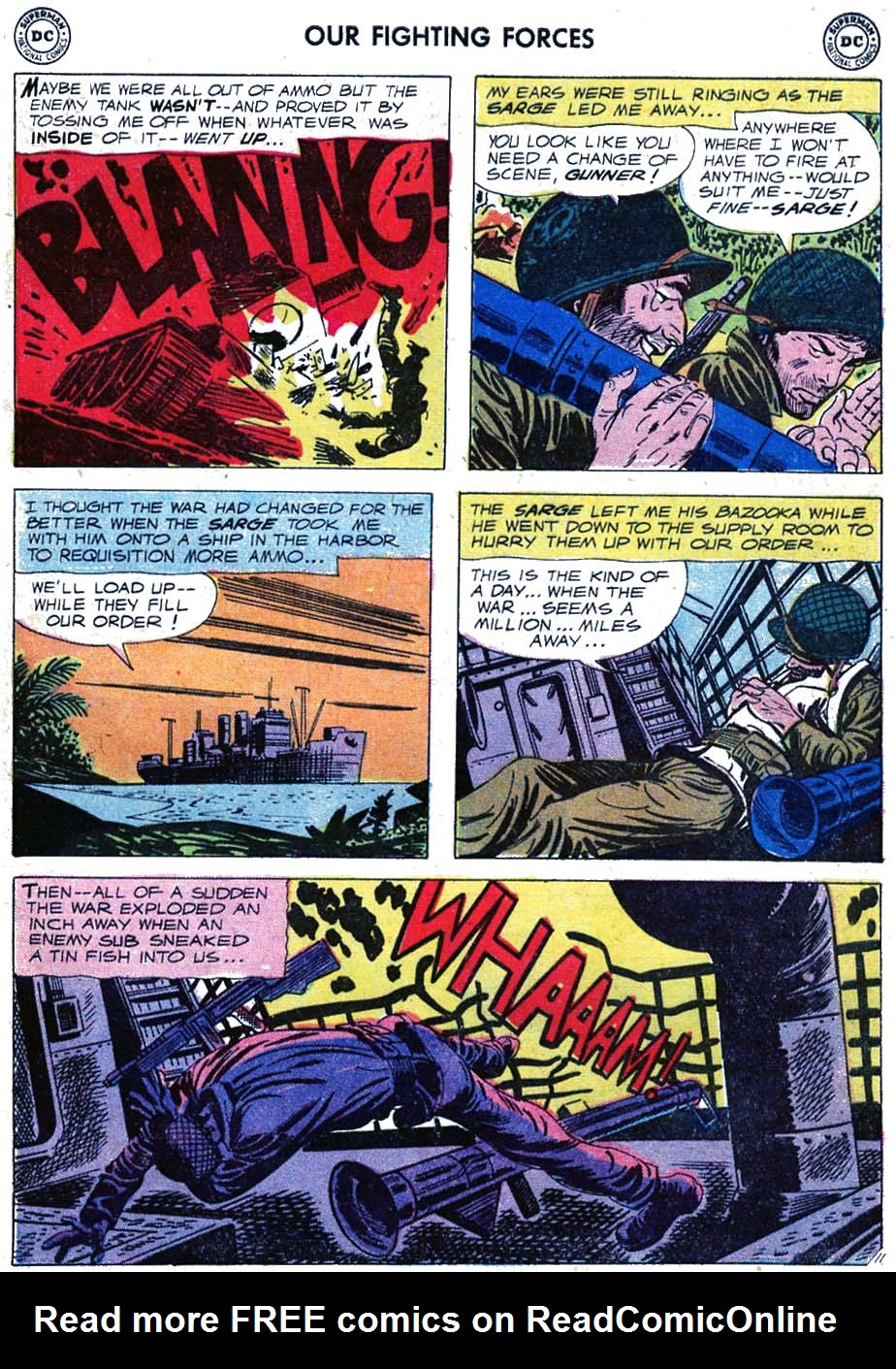 Our Fighting Forces (1954) issue 46 - Page 13