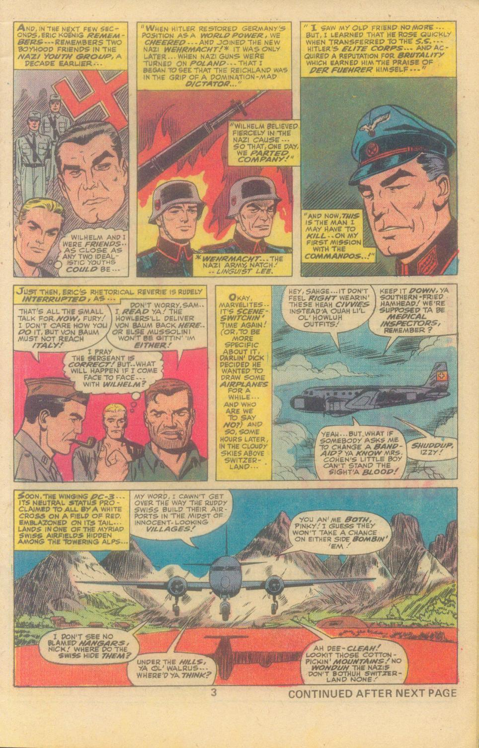 Read online Sgt. Fury comic -  Issue #138 - 5