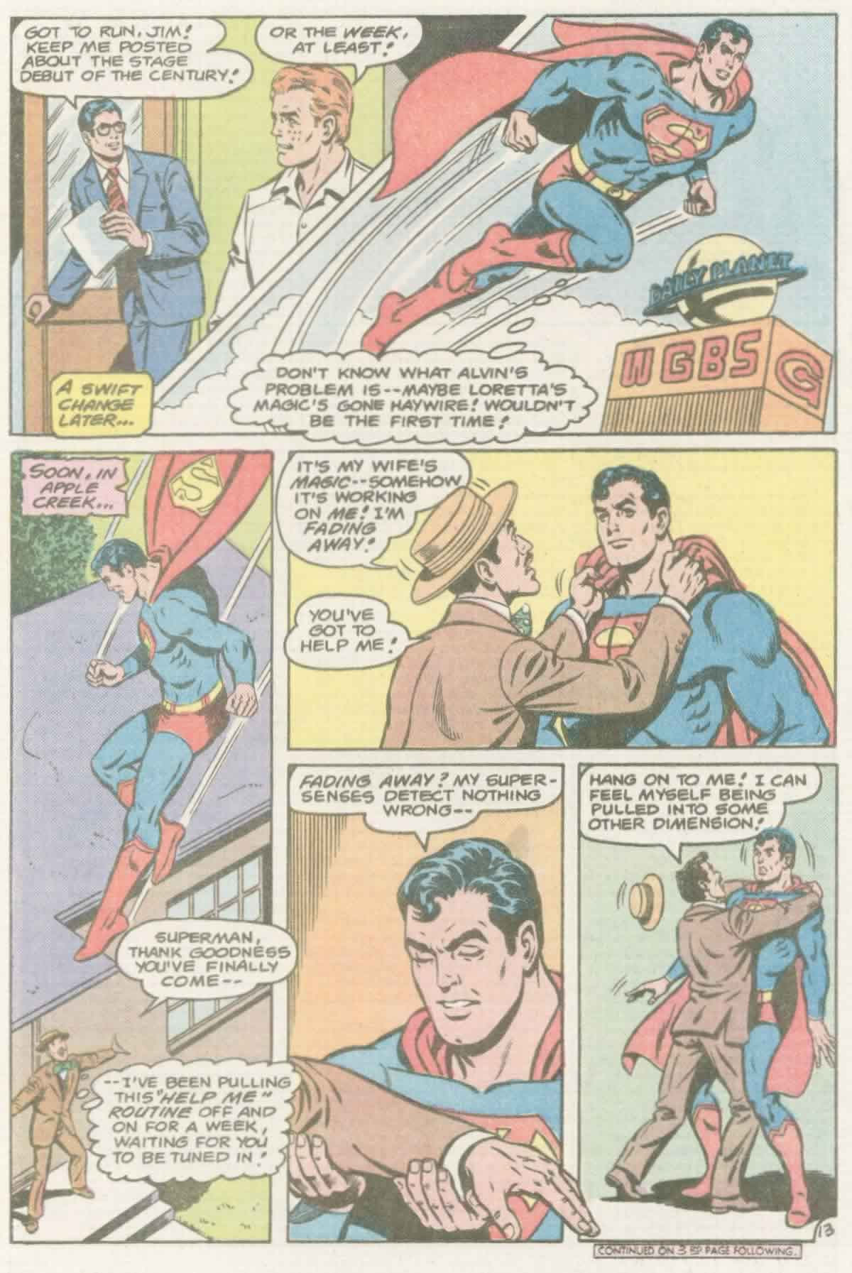 Read online Action Comics (1938) comic -  Issue #559 - 14