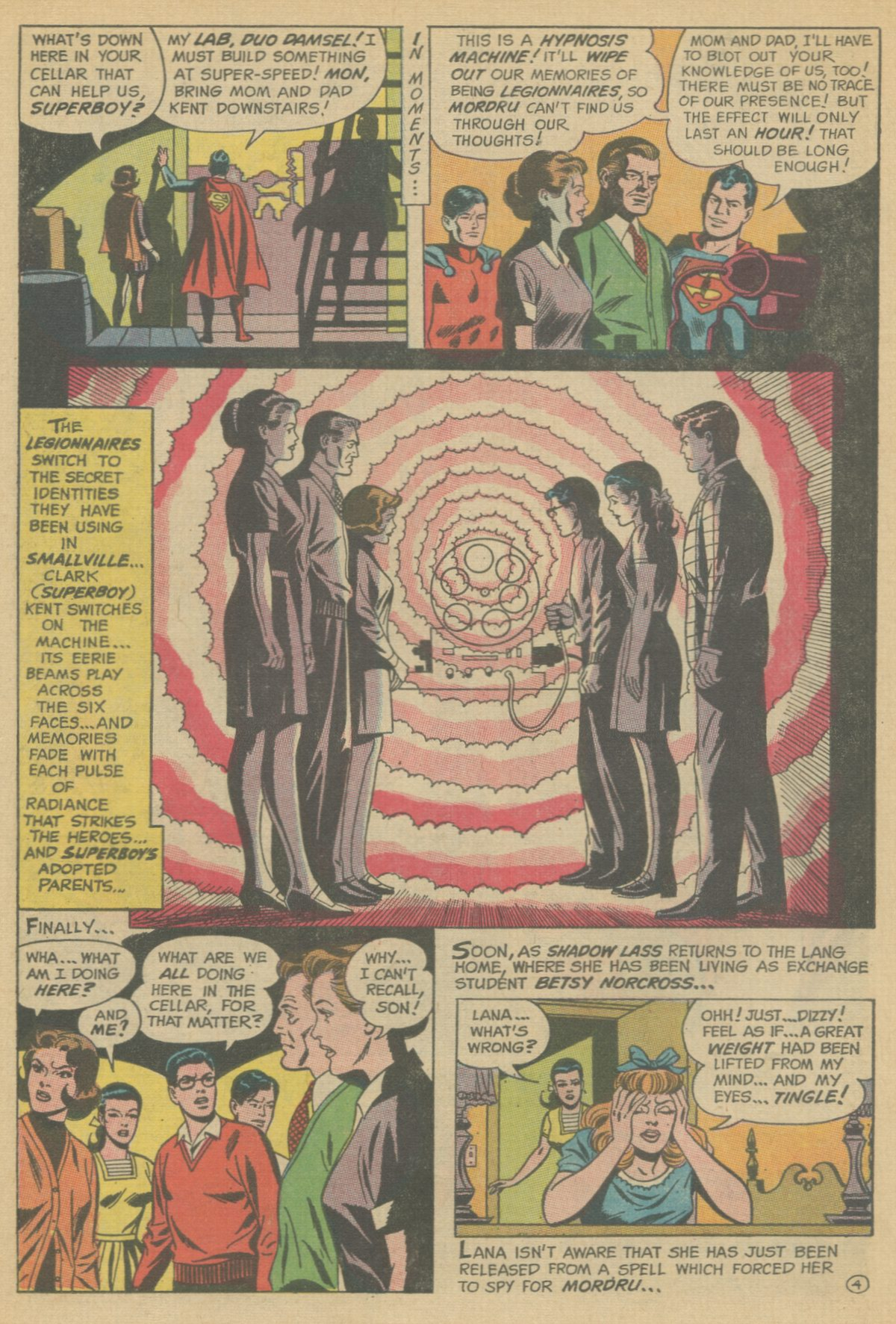 Read online Adventure Comics (1938) comic -  Issue #370 - 6
