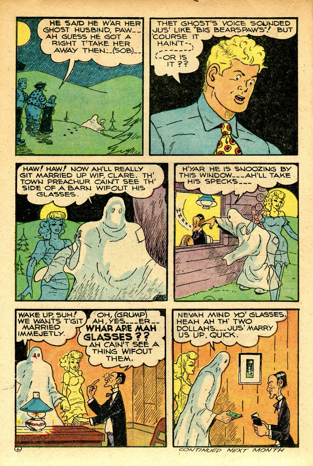 Read online Famous Funnies comic -  Issue #129 - 18
