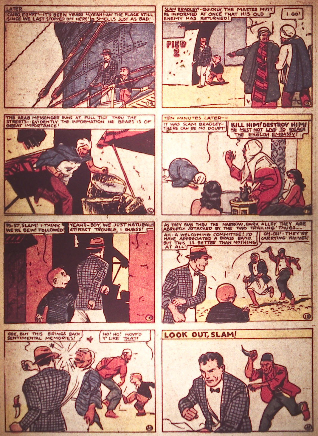 Read online Detective Comics (1937) comic -  Issue #21 - 56