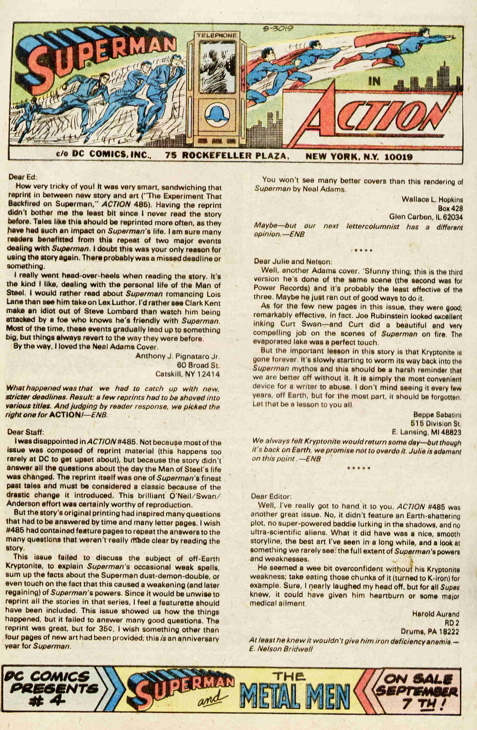 Read online Action Comics (1938) comic -  Issue #490 - 19