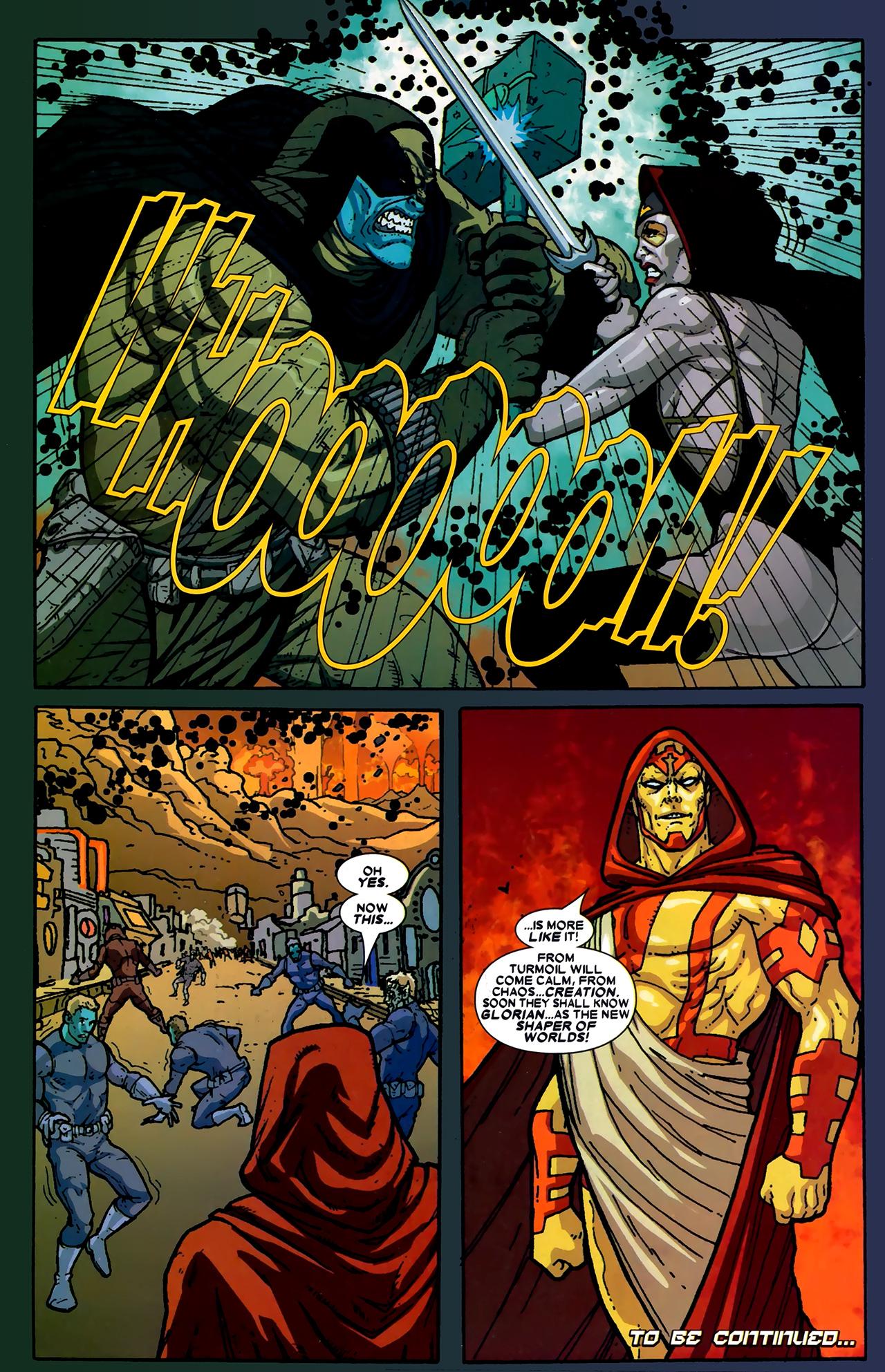 Read online Annihilation: Ronan comic -  Issue #2 - 24