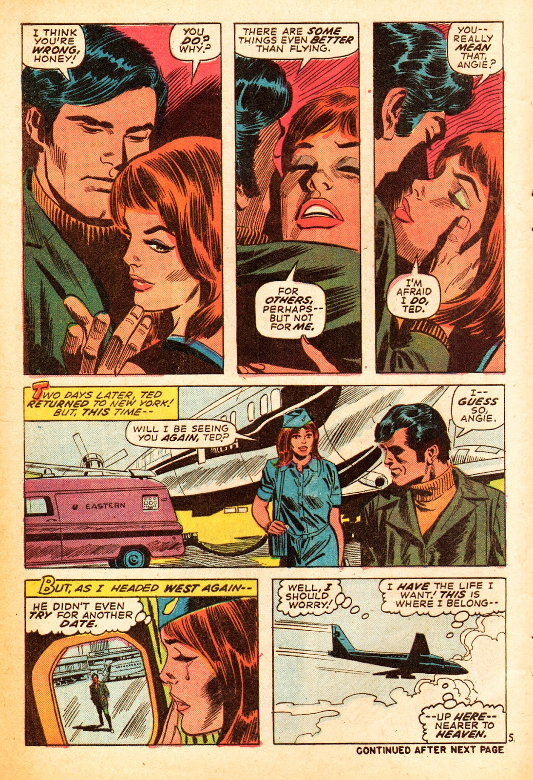 My Love (1969) issue 22 - Page 8