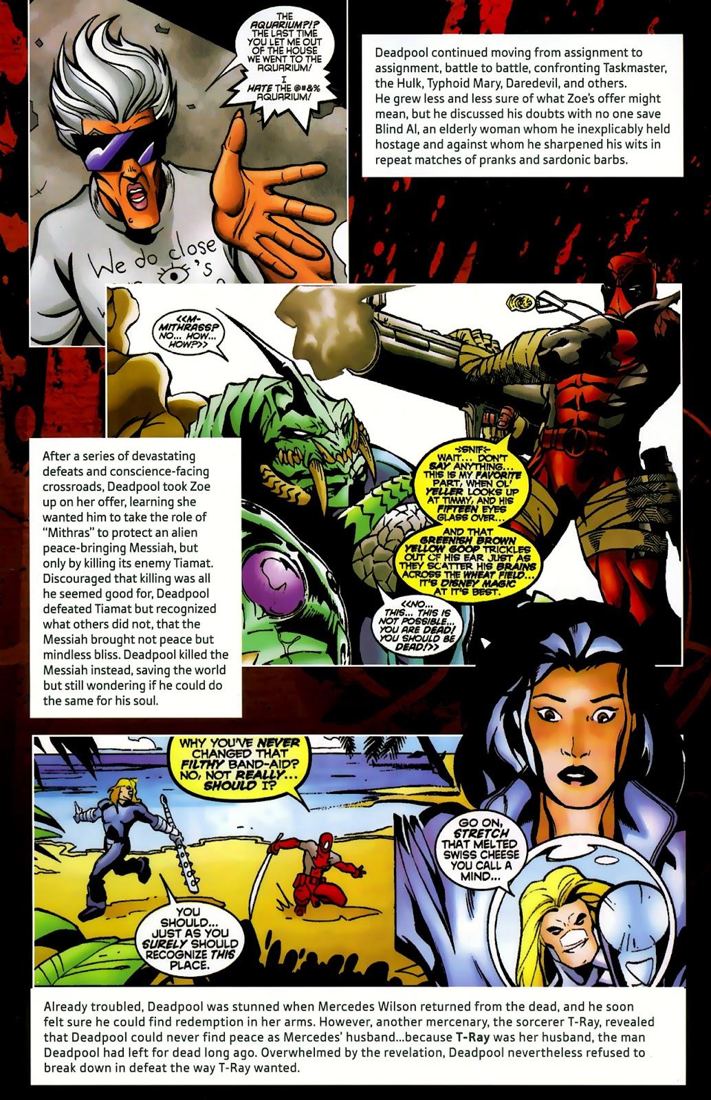 Read online Deadpool (2008) comic -  Issue #1 - 28