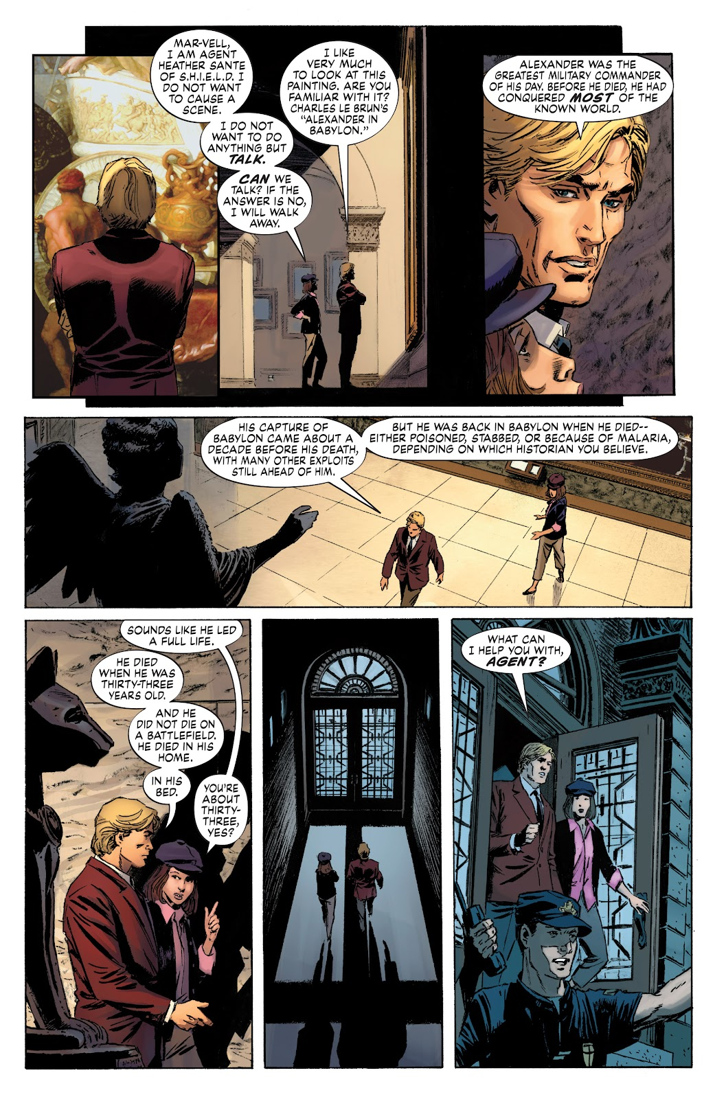 Read online Secret Invasion: Rise of the Skrulls comic -  Issue # TPB (Part 3) - 76