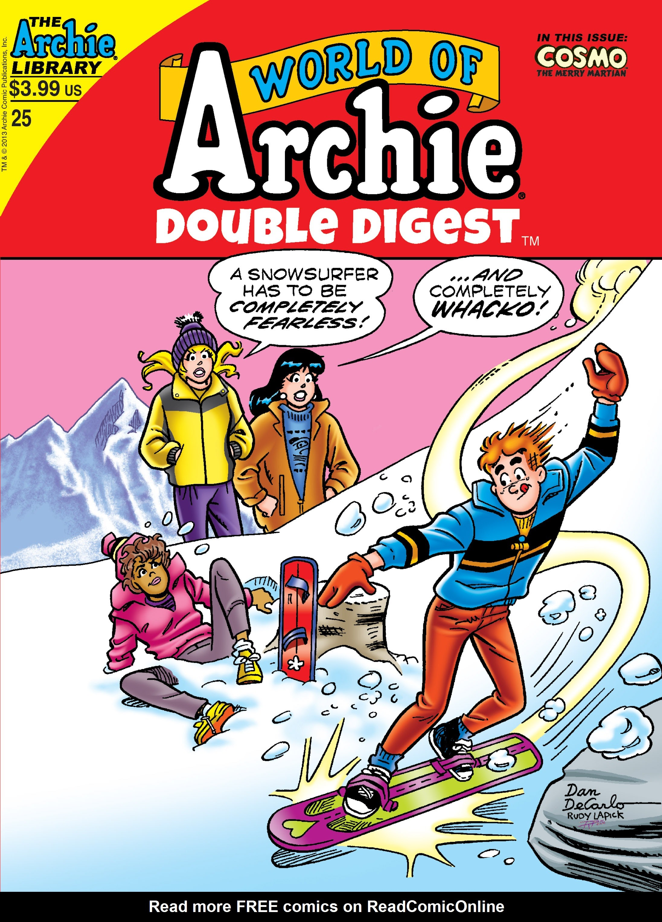 World of Archie Double Digest 25 Page 1