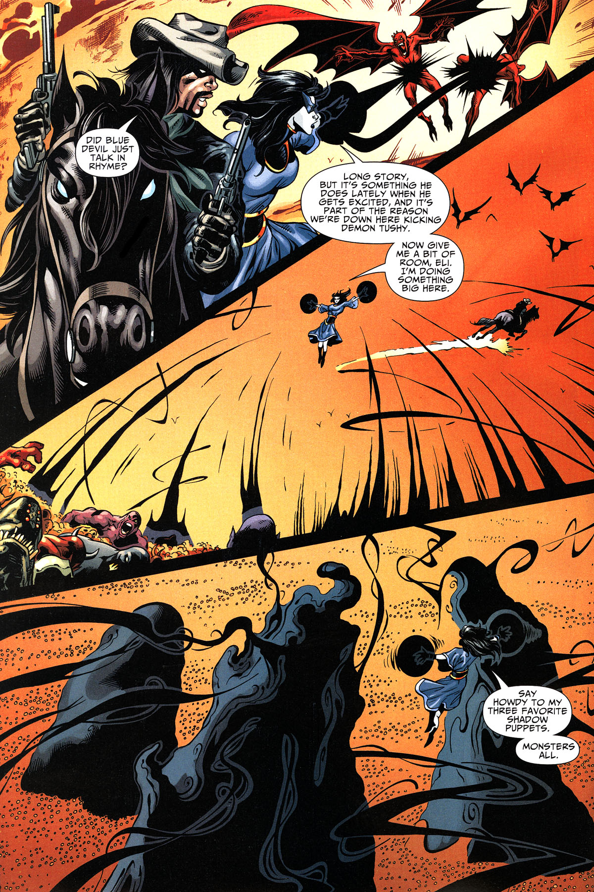 Read online Shadowpact comic -  Issue #11 - 6