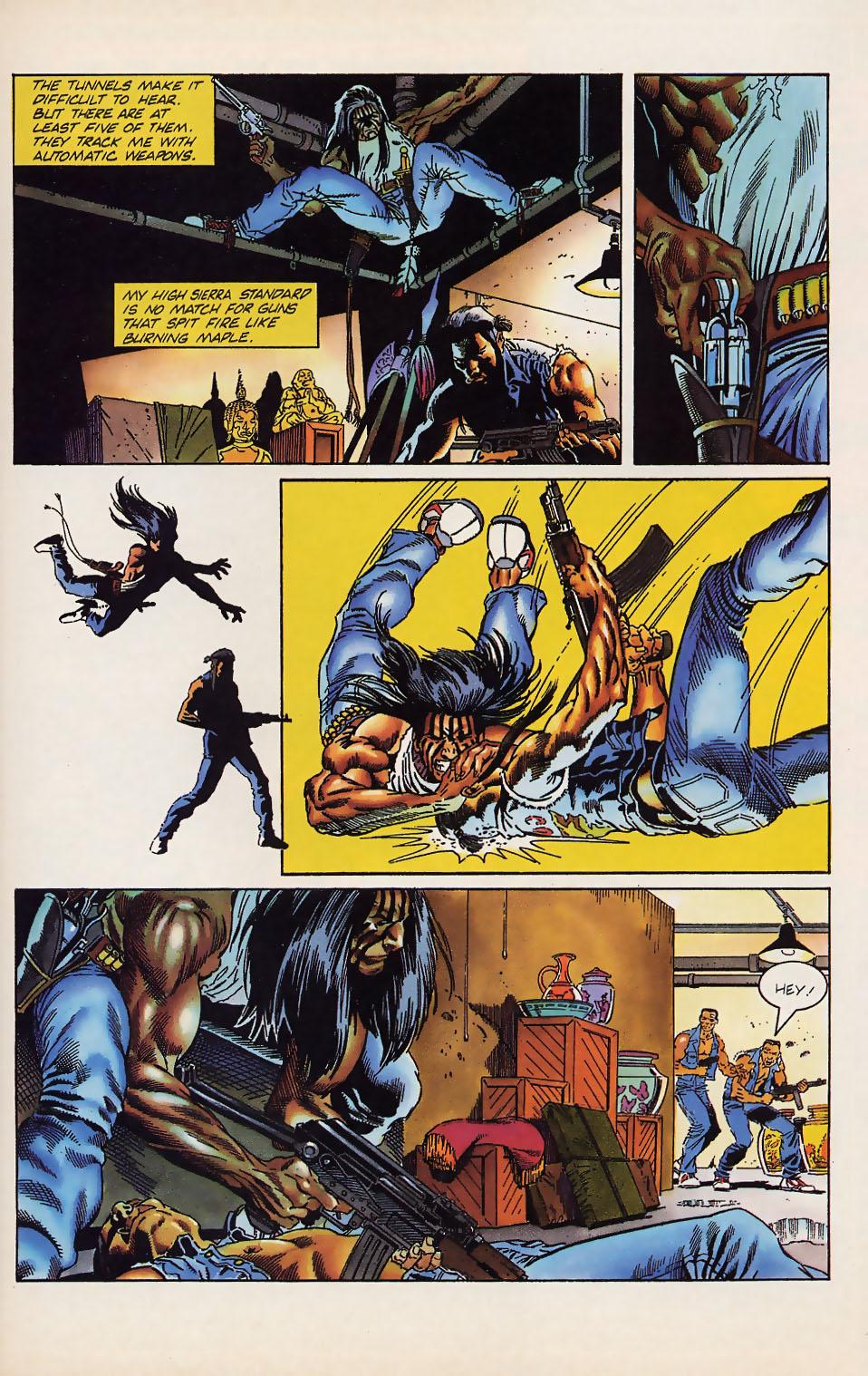 Read online Turok, Dinosaur Hunter (1993) comic -  Issue #12 - 11