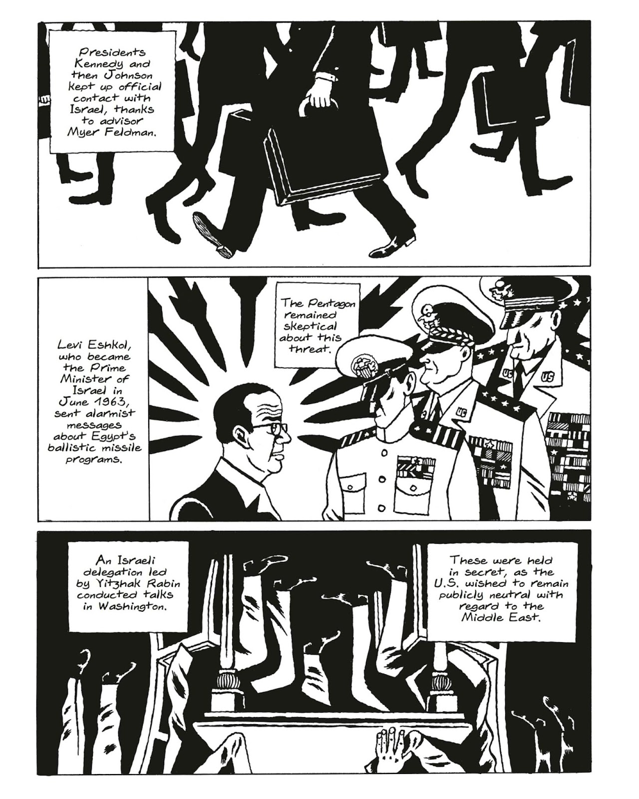 Best of Enemies: A History of US and Middle East Relations issue TPB_2 - Page 18