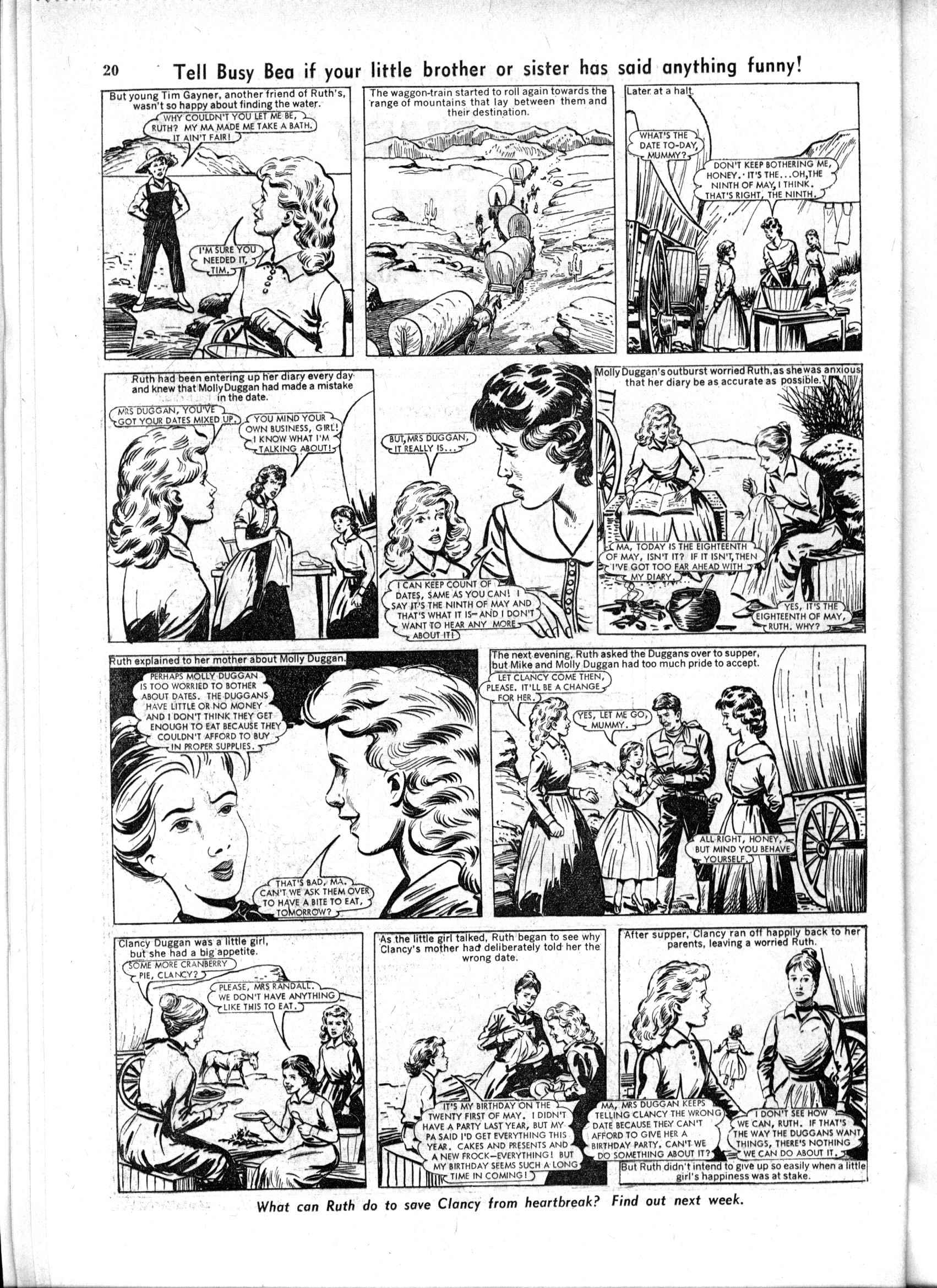 Read online Judy comic -  Issue #190 - 20