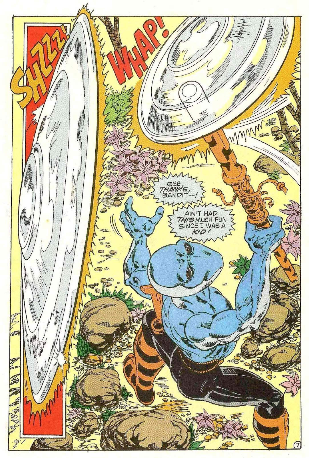 Read online Zen Intergalactic Ninja (1992) comic -  Issue #1 - 8