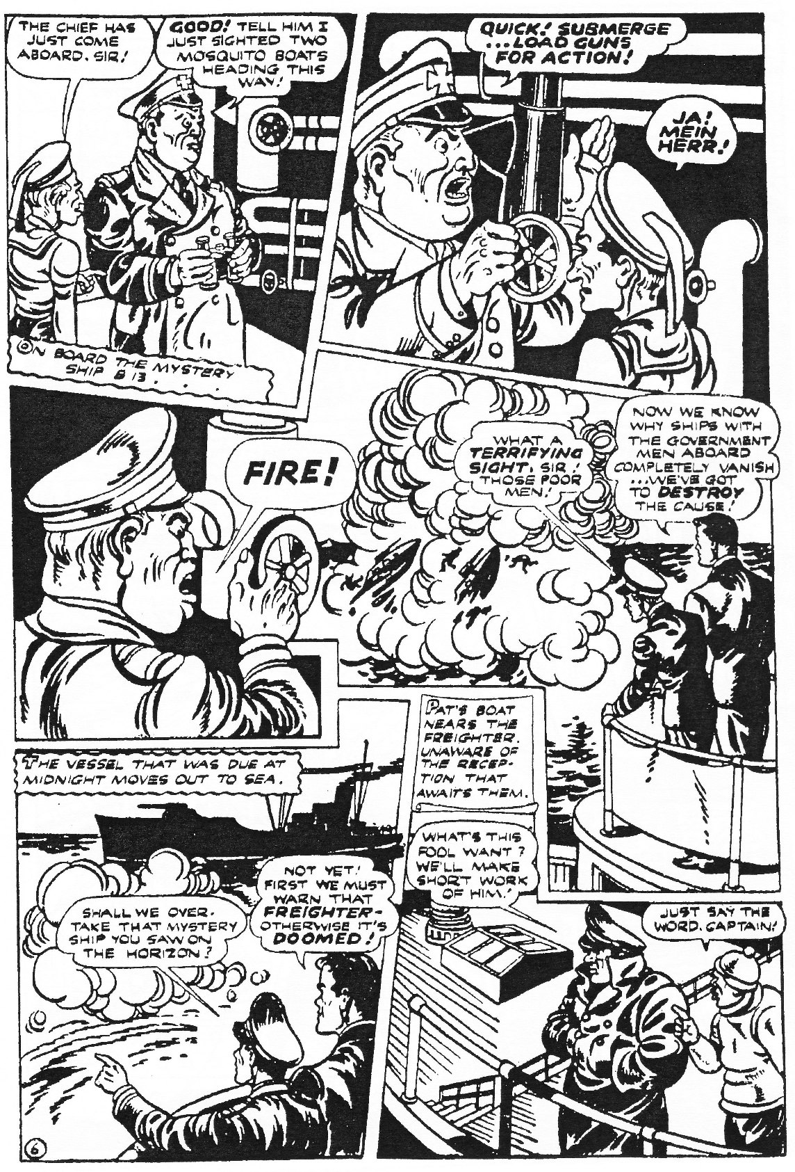 Read online Men of Mystery Comics comic -  Issue #77 - 46