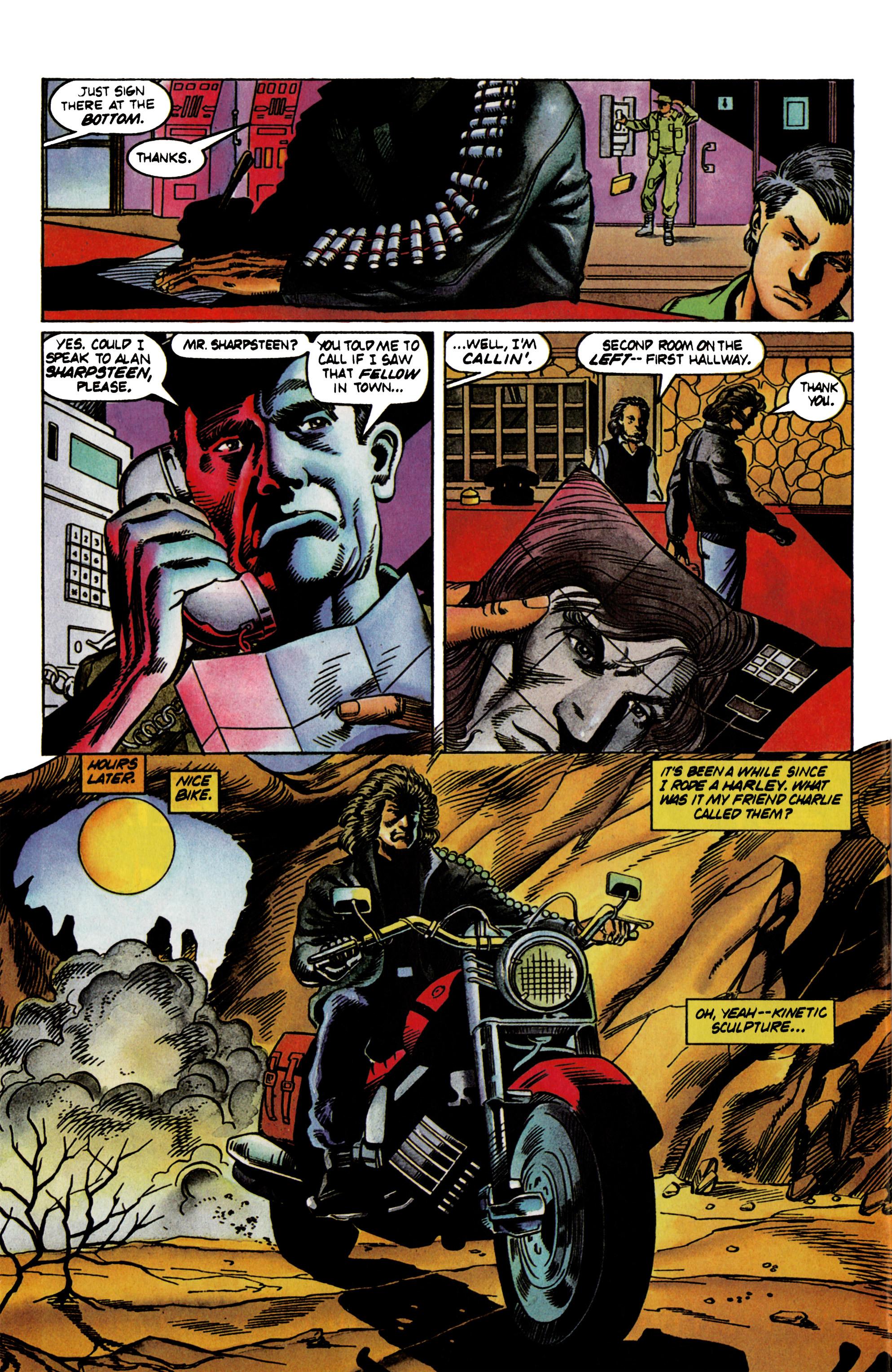Read online Eternal Warrior (1992) comic -  Issue #21 - 9