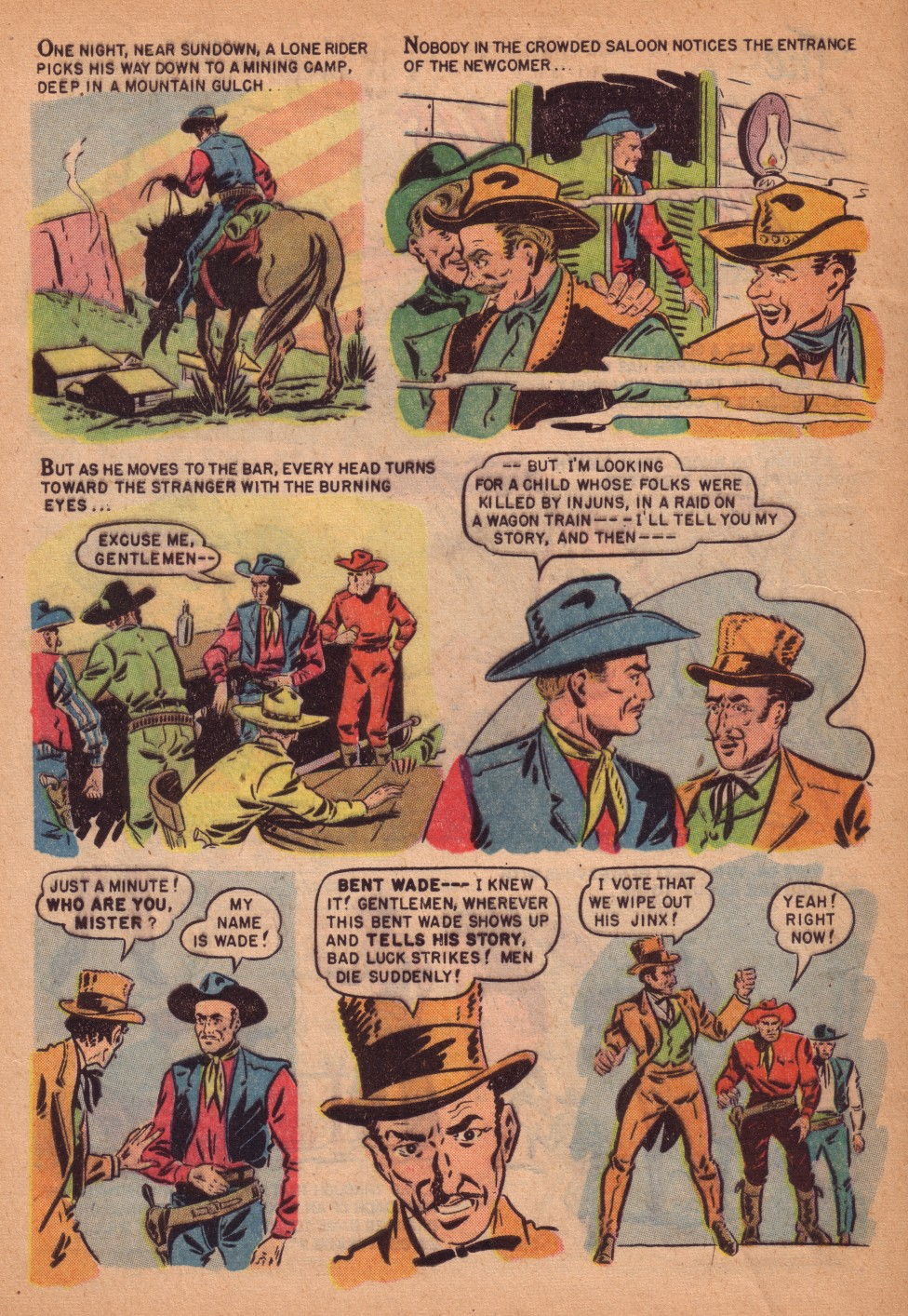 Four Color Comics issue 301 - Page 4