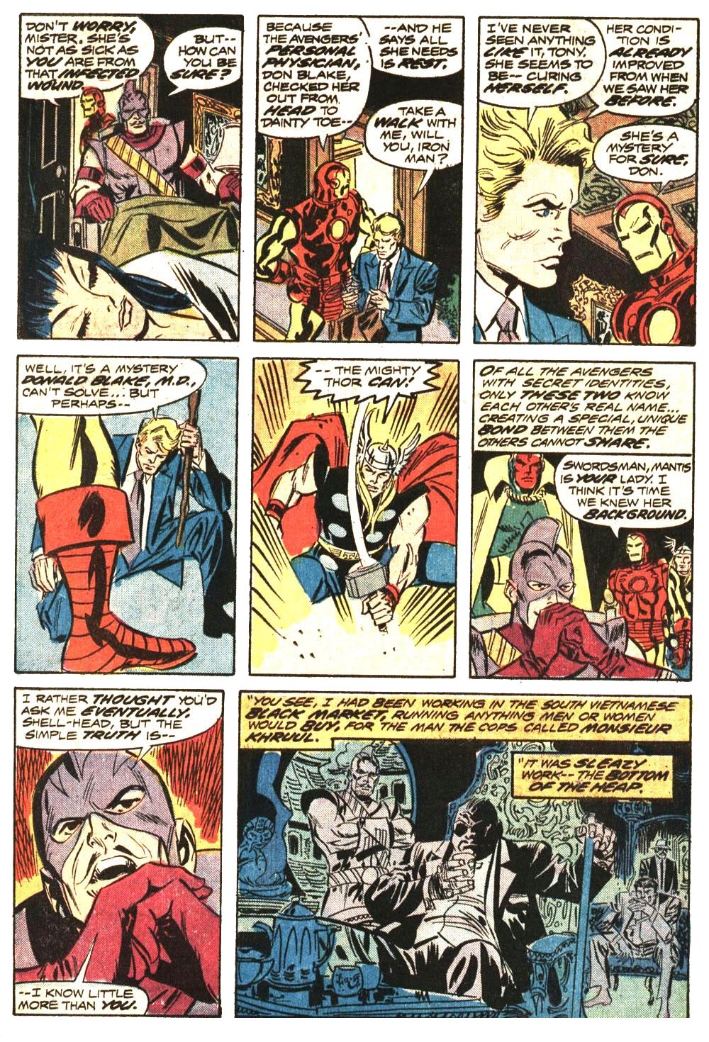The Avengers (1963) 121 Page 10