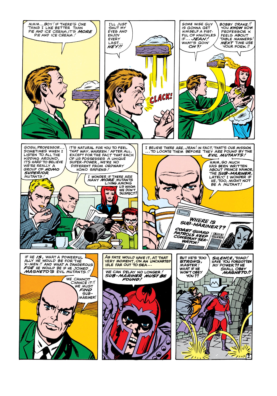 Uncanny X-Men (1963) 6 Page 2