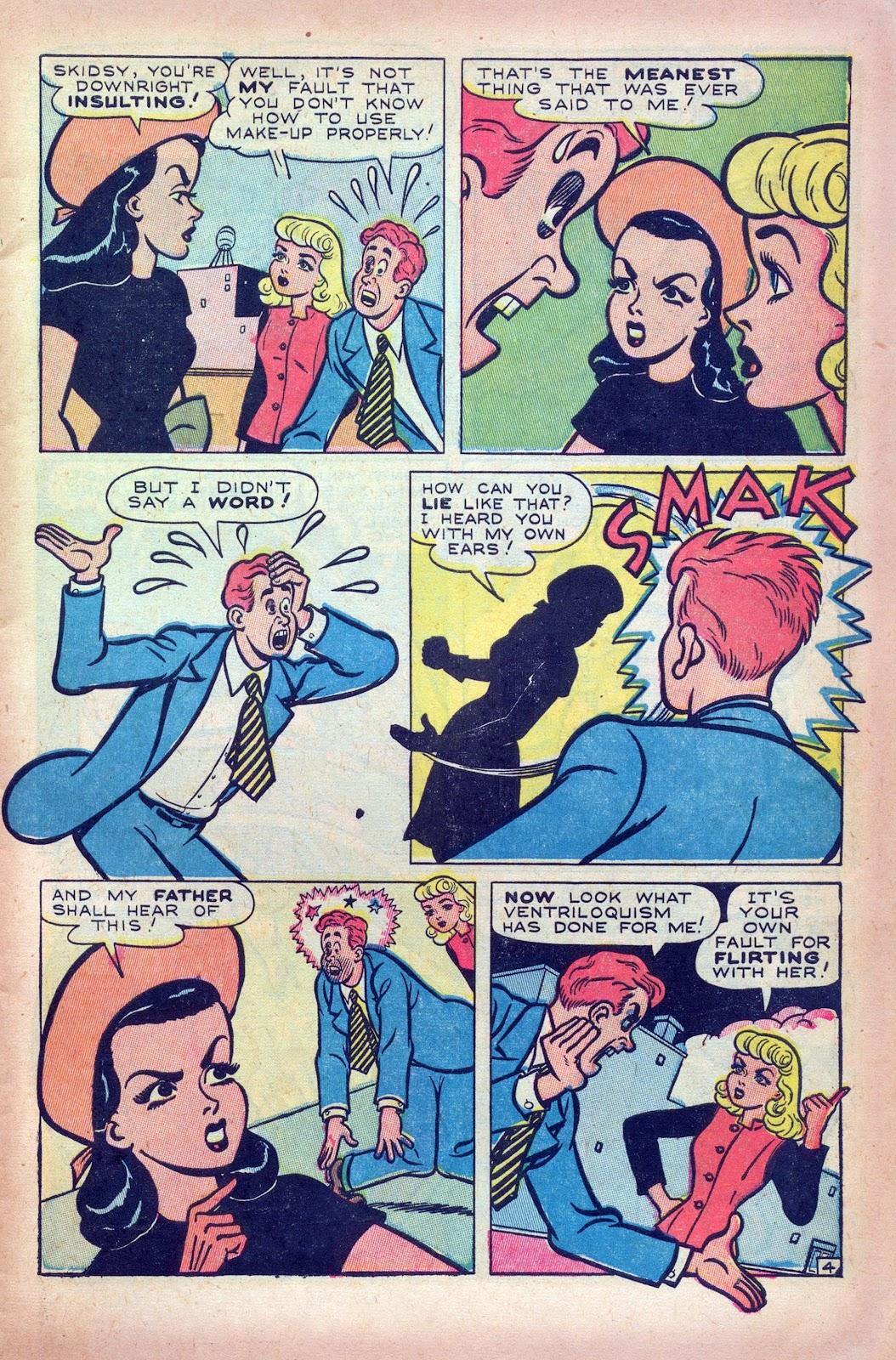 Read online Joker Comics comic -  Issue #27 - 7