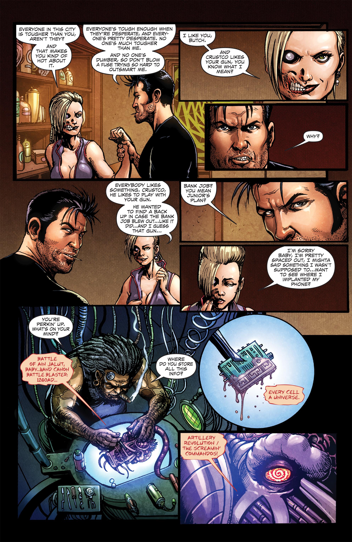 Read online Ballistic (2013) comic -  Issue #2 - 9