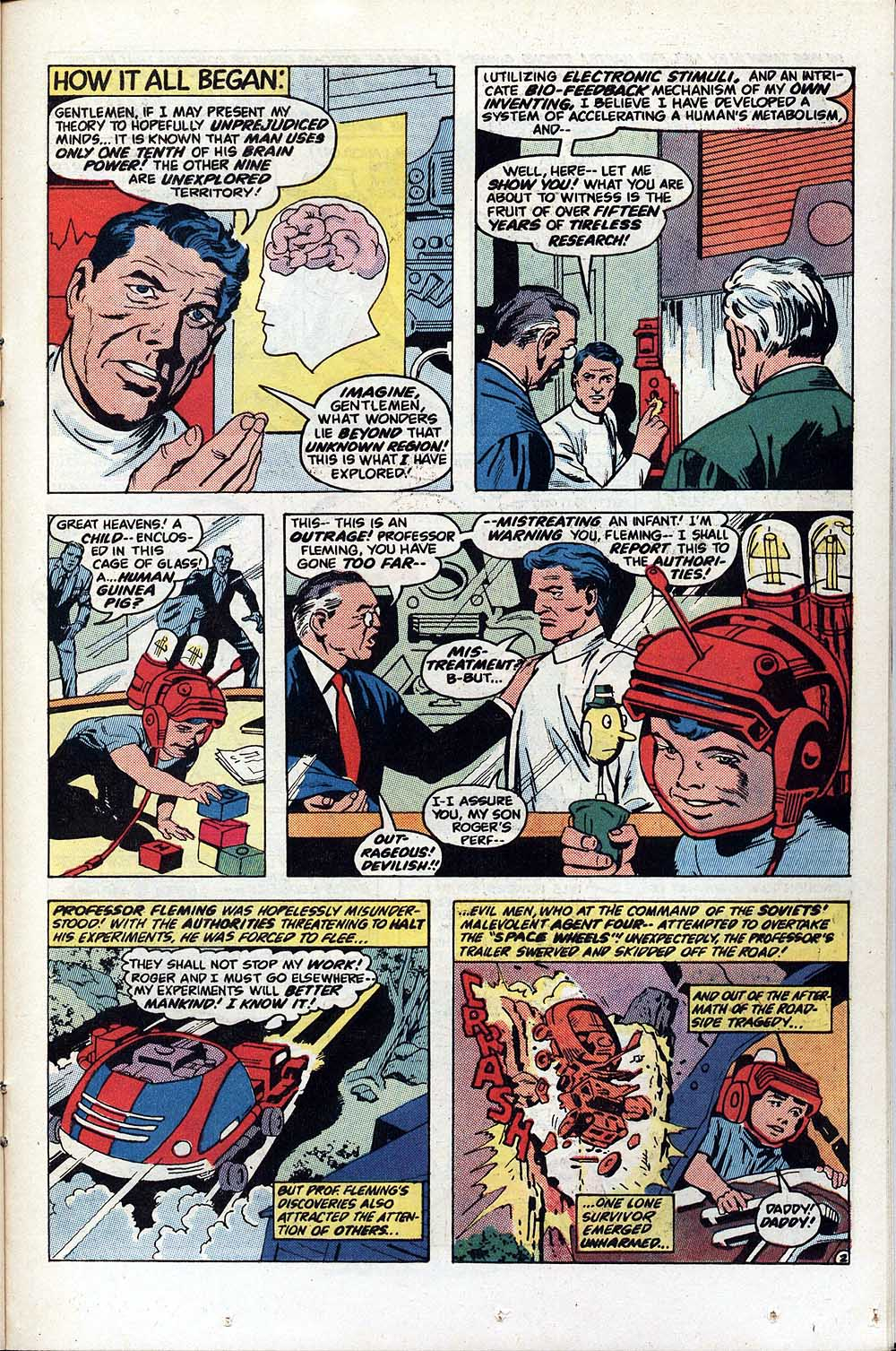 Read online The Fly (1983) comic -  Issue #1 - 22