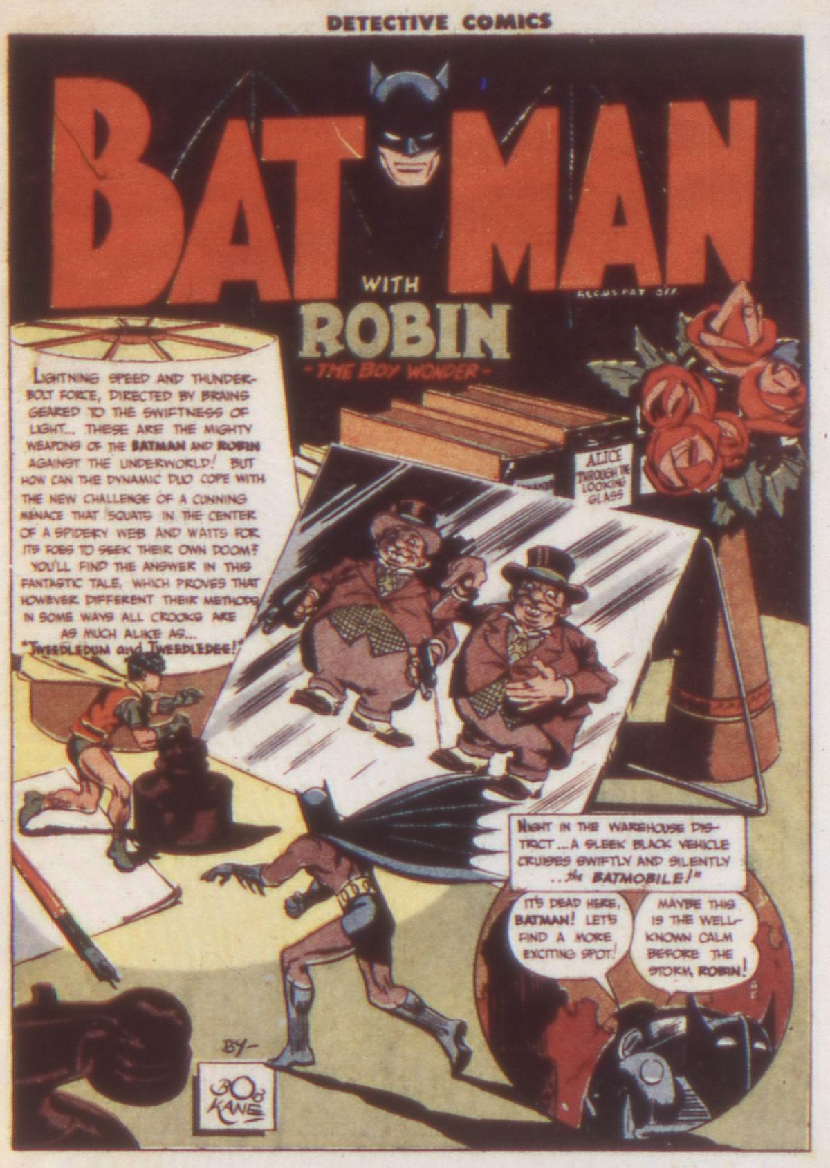 Detective Comics (1937) 74 Page 2