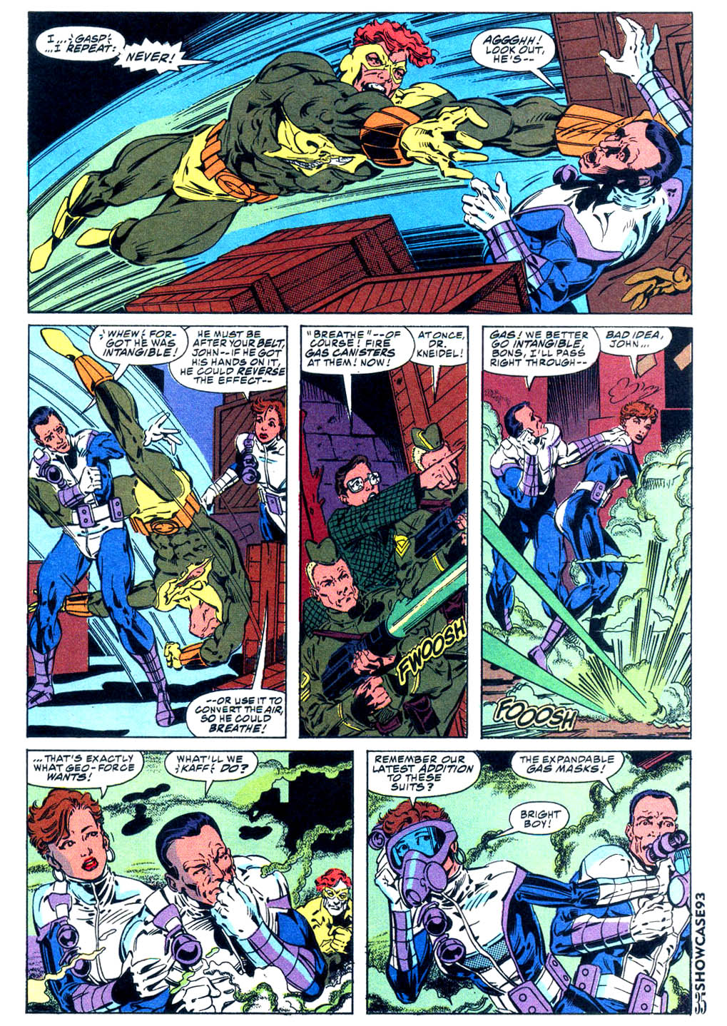 Read online Showcase '93 comic -  Issue #5 - 32