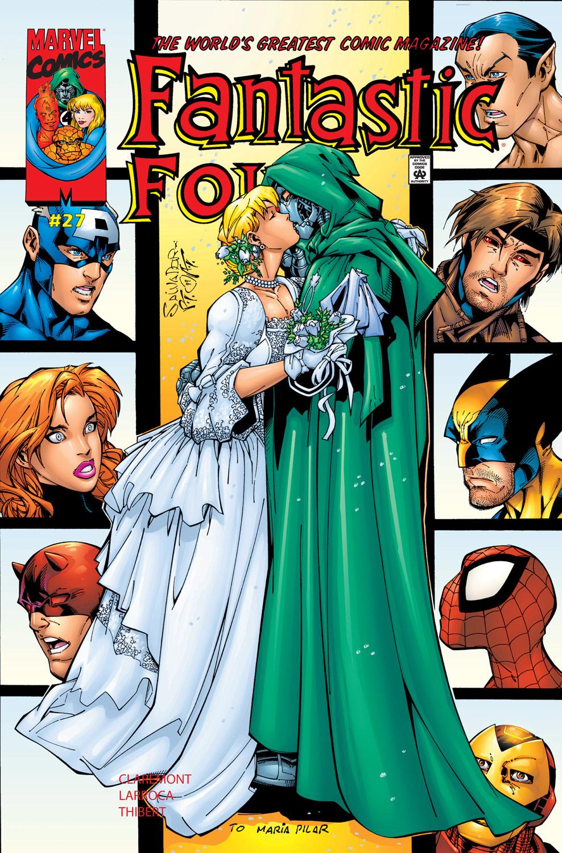 Fantastic Four (1998) 27 Page 1