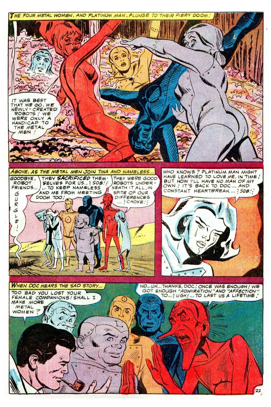 Metal Men (1963) issue 32 - Page 29