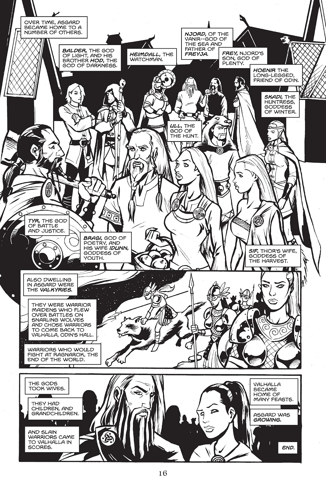 Read online Gods of Asgard comic -  Issue # TPB (Part 1) - 17