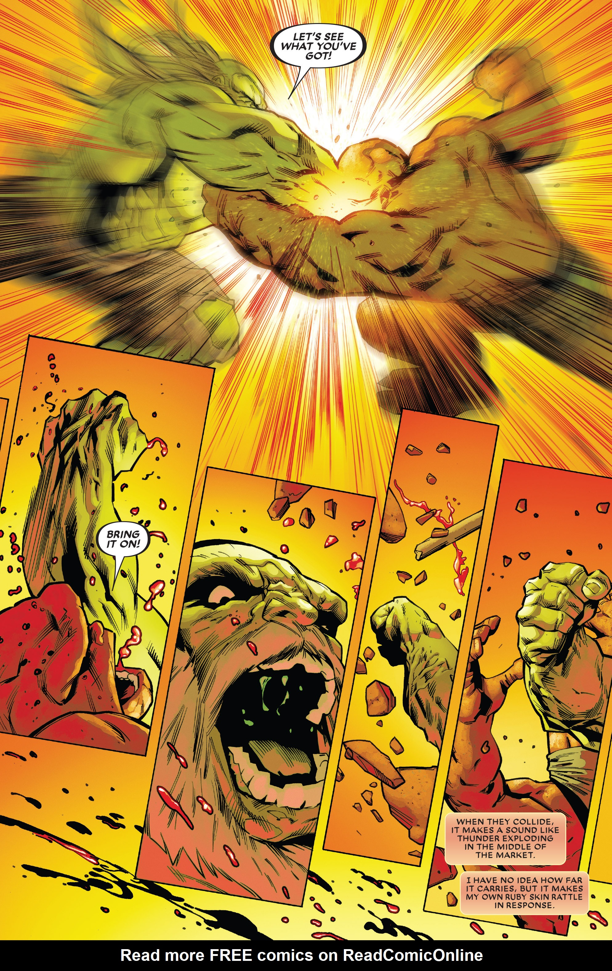 Read online Future Imperfect comic -  Issue #2 - 15