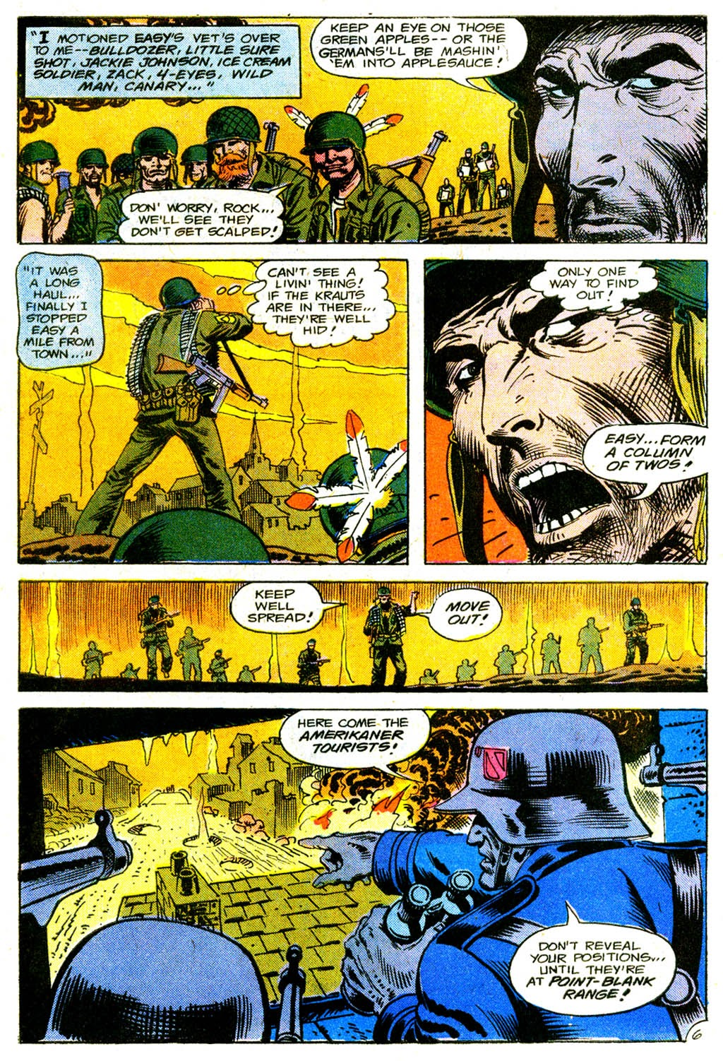 Read online Sgt. Rock comic -  Issue #317 - 9