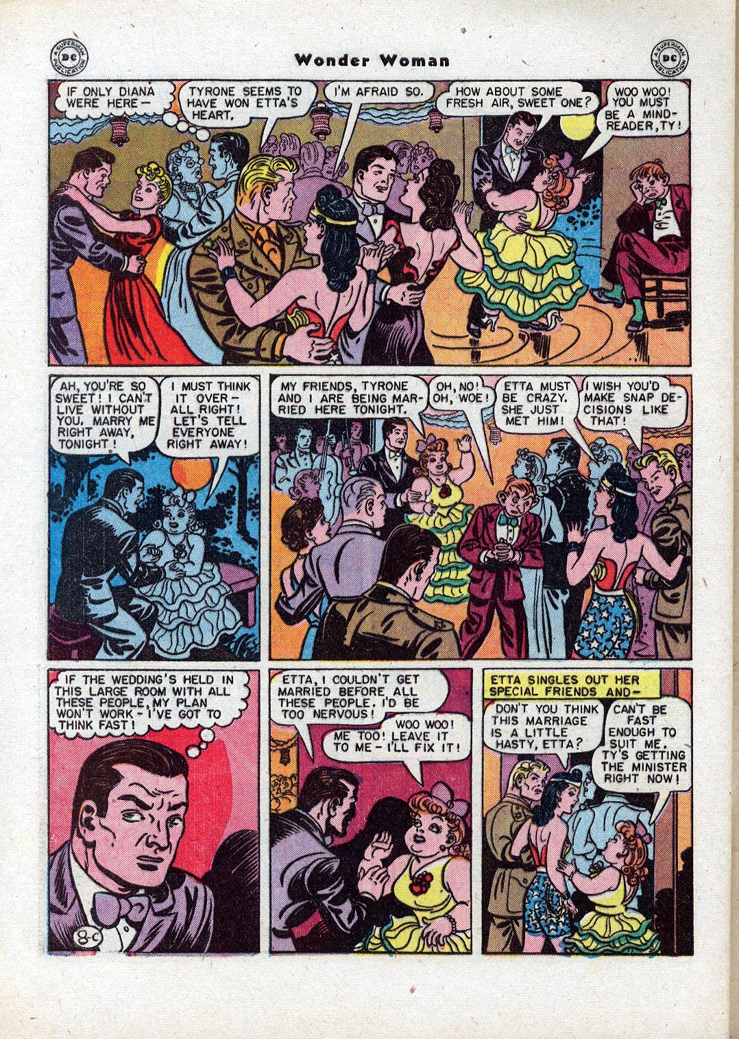 Read online Wonder Woman (1942) comic -  Issue #18 - 46