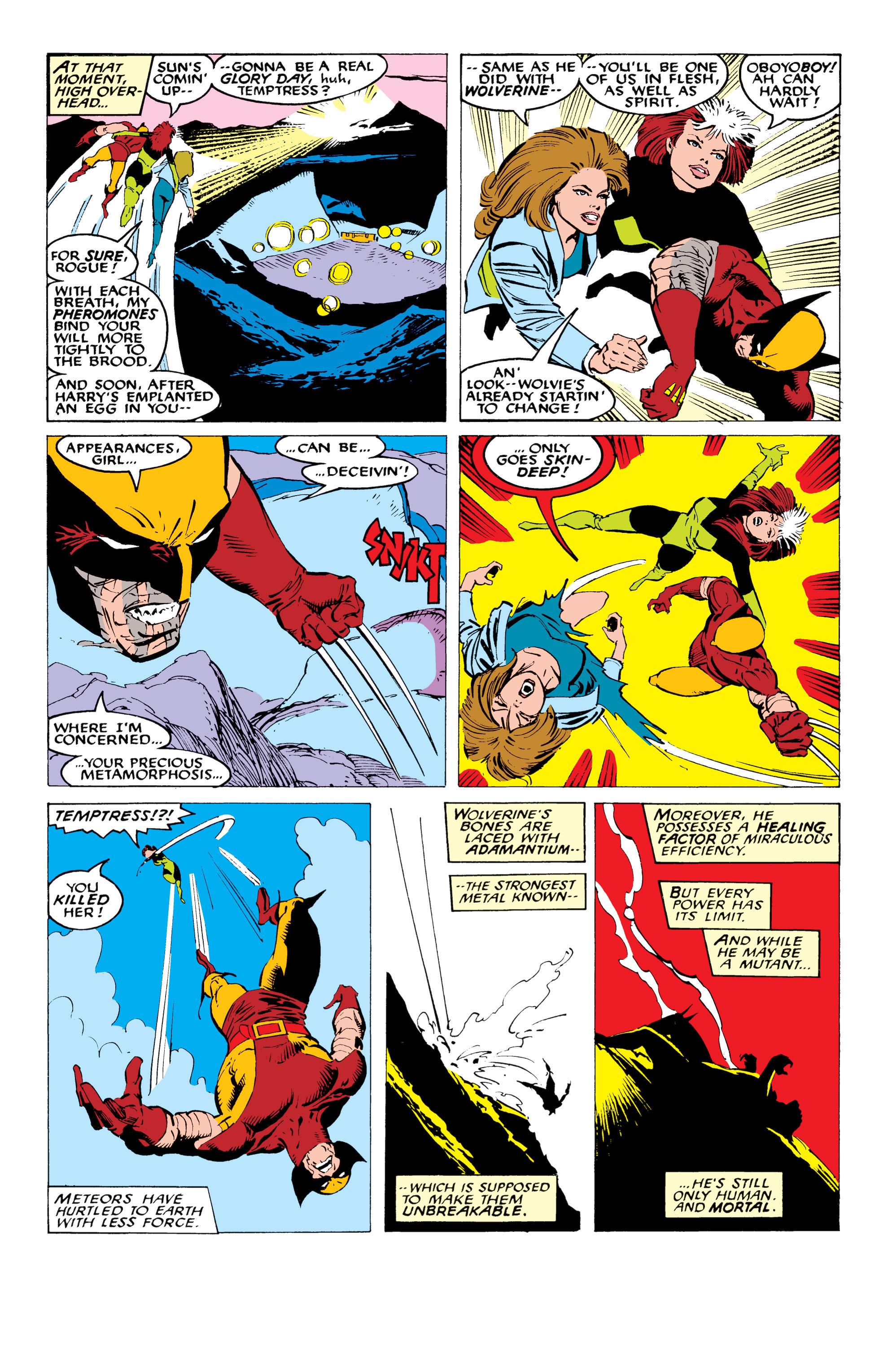 Read online Uncanny X-Men (1963) comic -  Issue #234 - 14