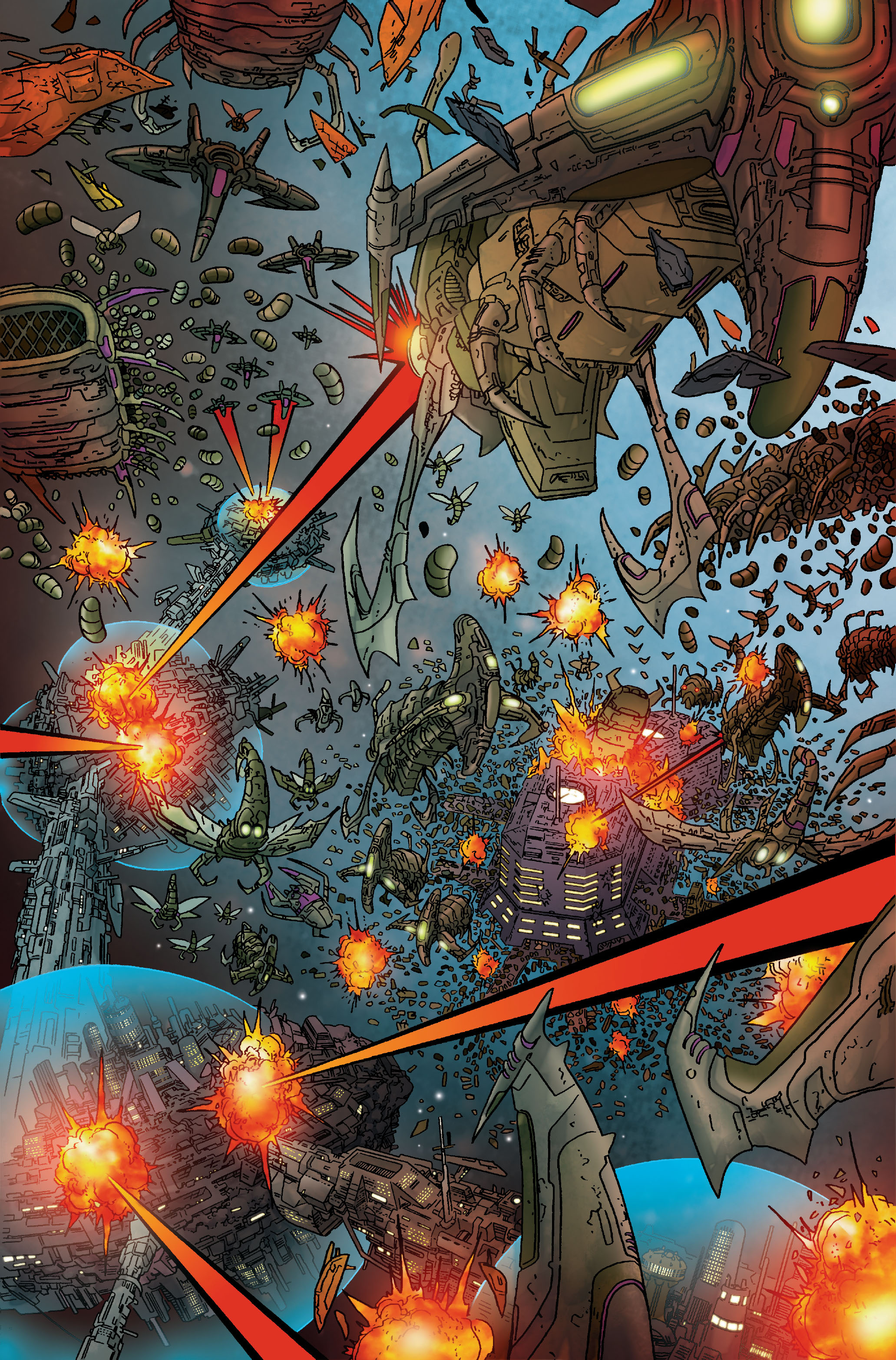 Read online Annihilation: Prologue comic -  Issue #Annihilation: Prologue Full - 19