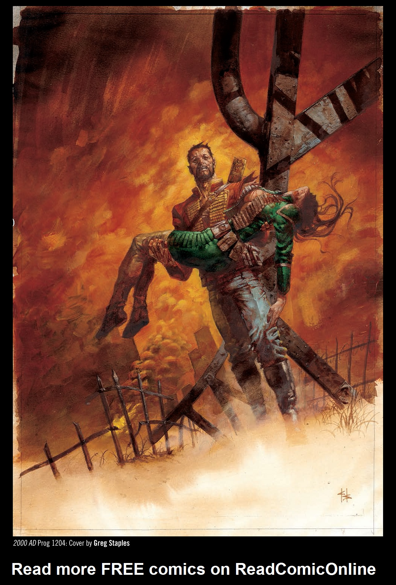 Read online Nikolai Dante comic -  Issue # TPB 4 - 154