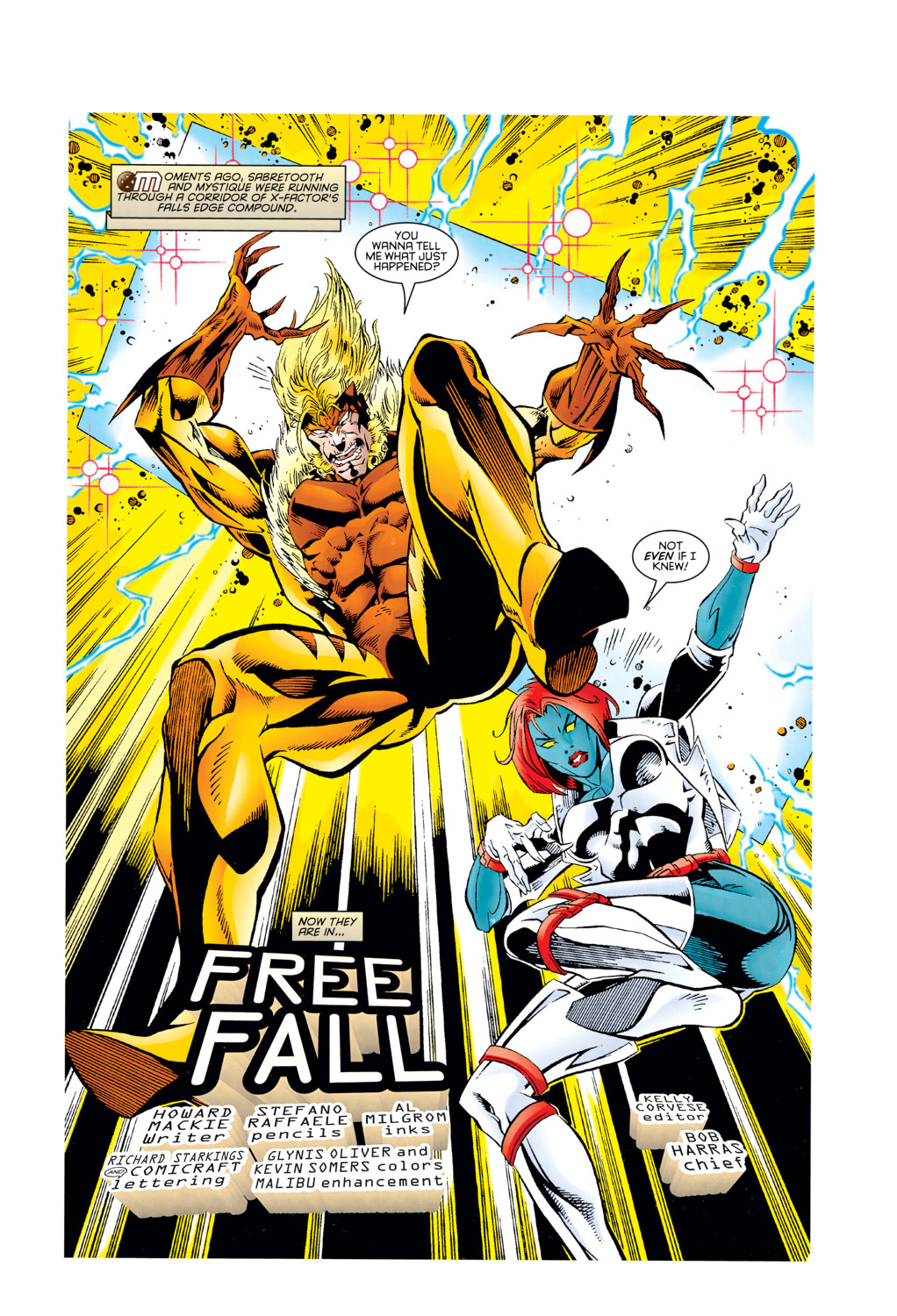 Read online X-Factor (1986) comic -  Issue #125 - 24