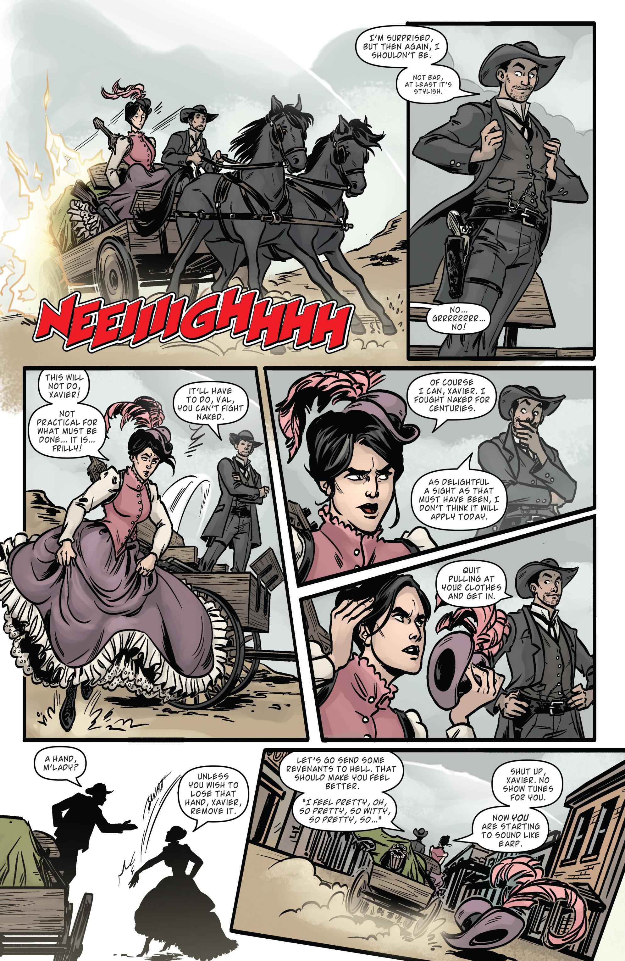Read online Wynonna Earp (2016) comic -  Issue #6 - 5
