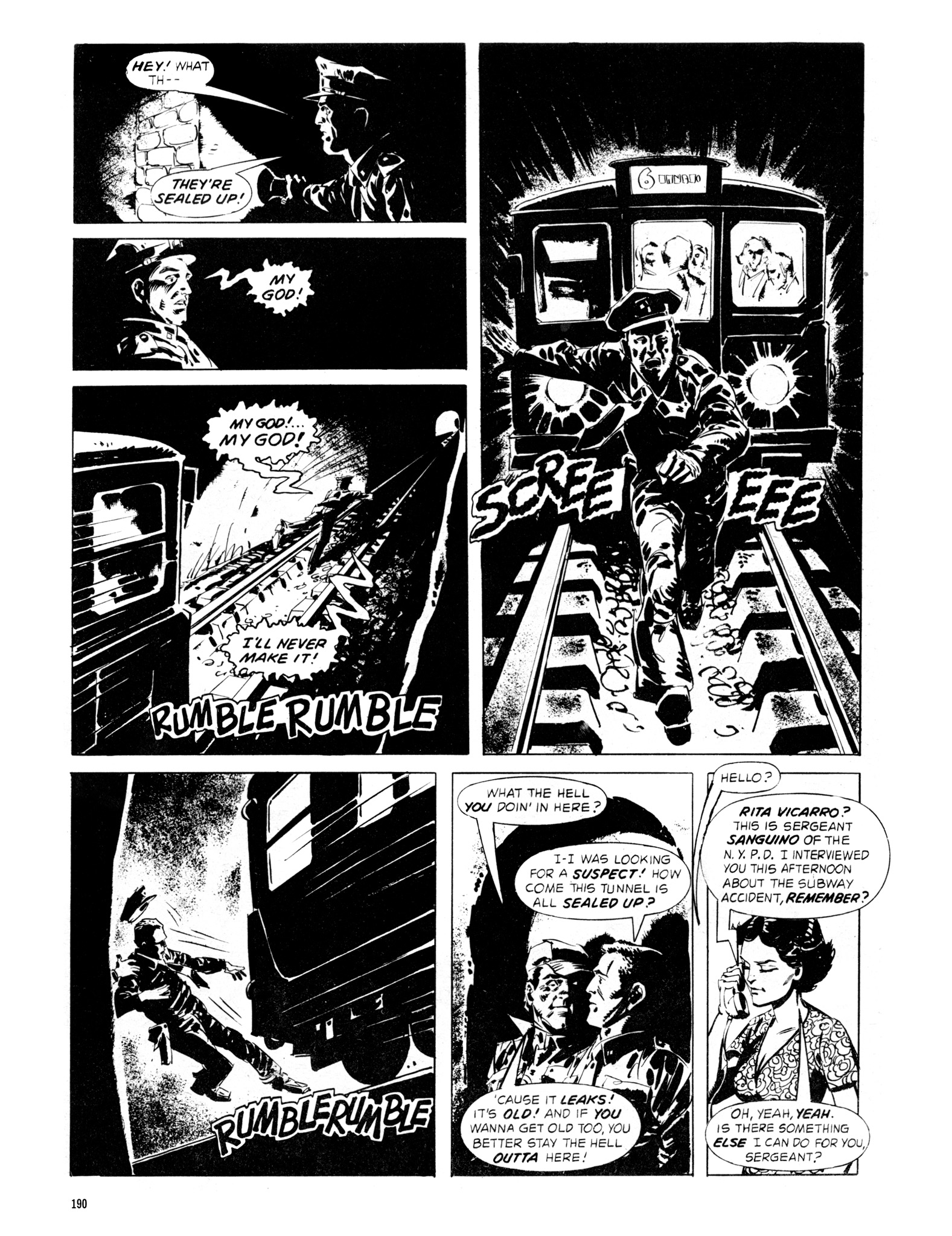 Read online Eerie Archives comic -  Issue # TPB 18 - 187