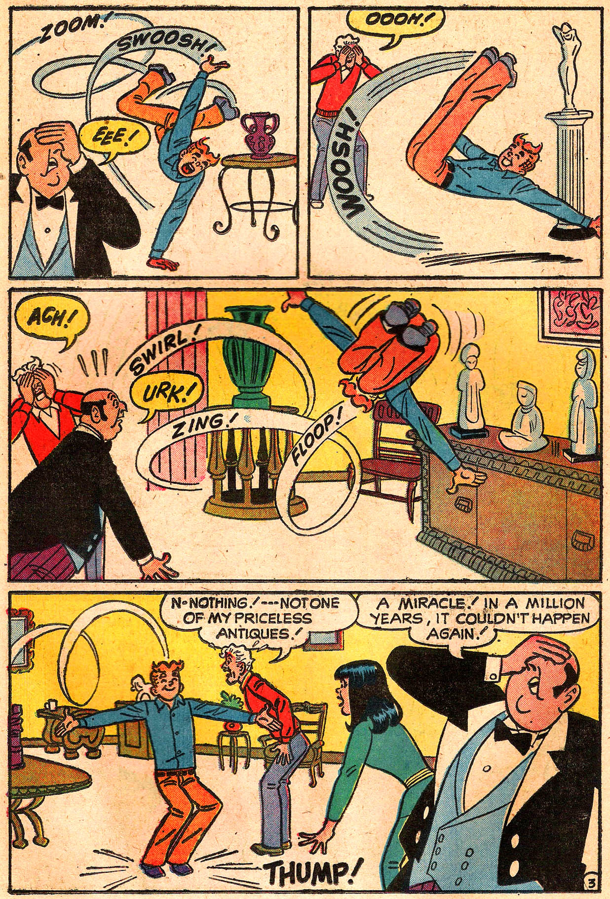 Read online Archie (1960) comic -  Issue #225 - 15