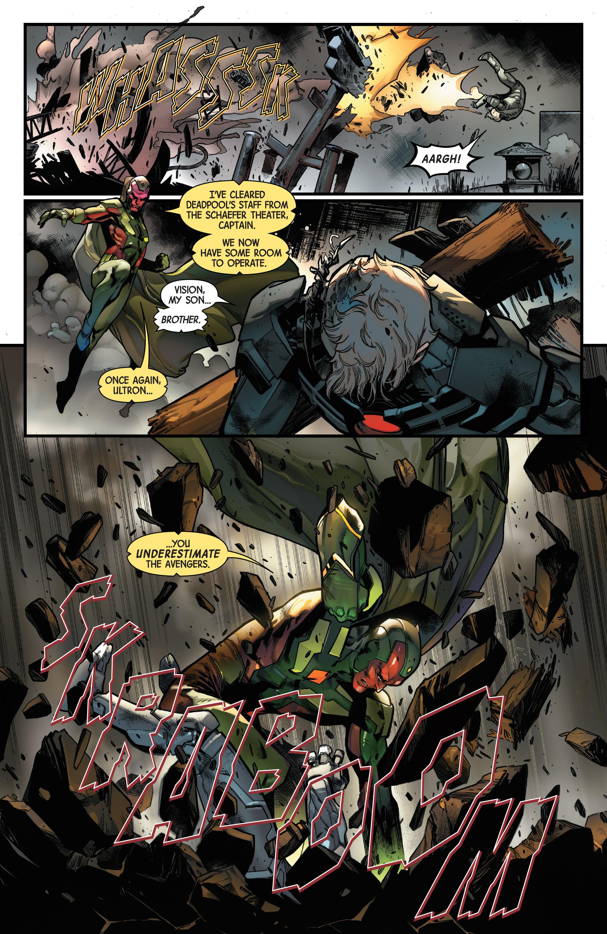Read online Uncanny Avengers [II] comic -  Issue #11 - 5