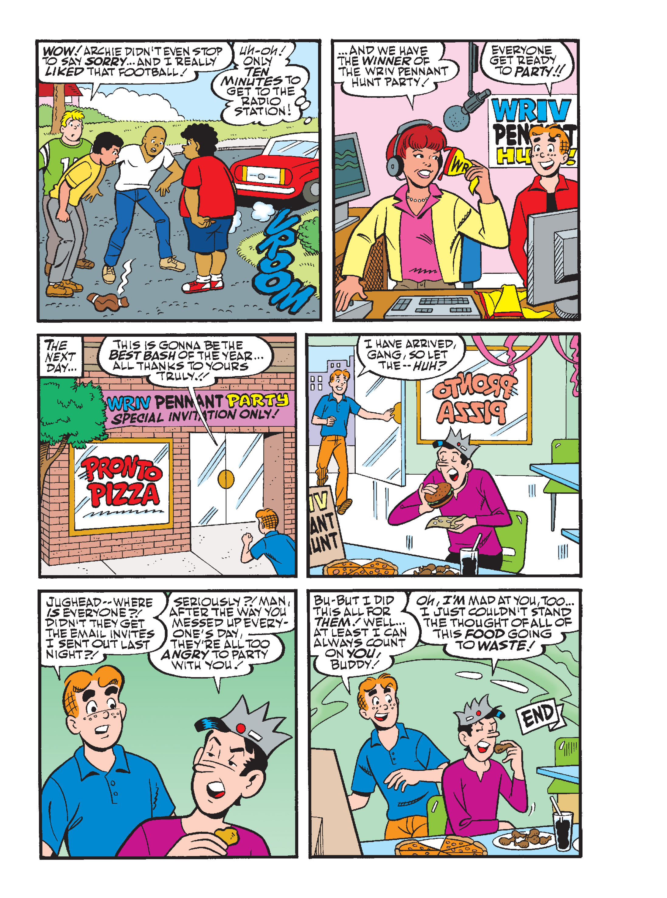 Read online Archie 1000 Page Comics Blowout! comic -  Issue # TPB (Part 2) - 115