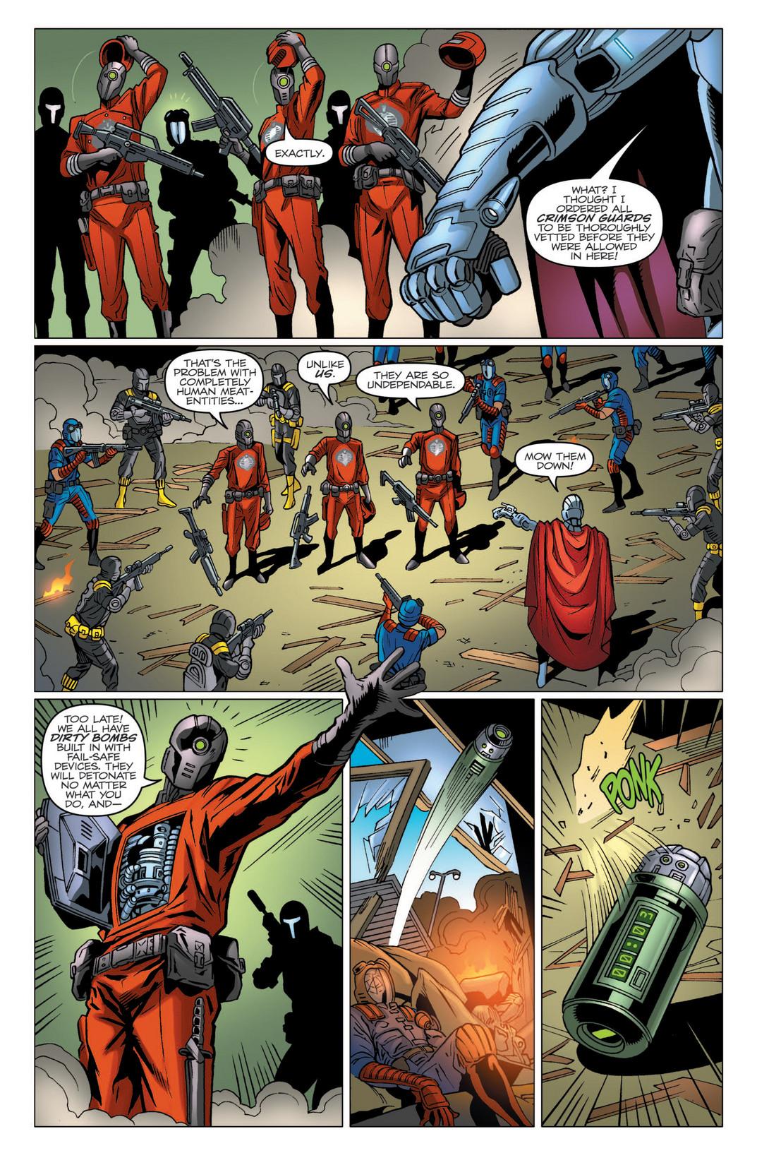 G.I. Joe: A Real American Hero 180 Page 3