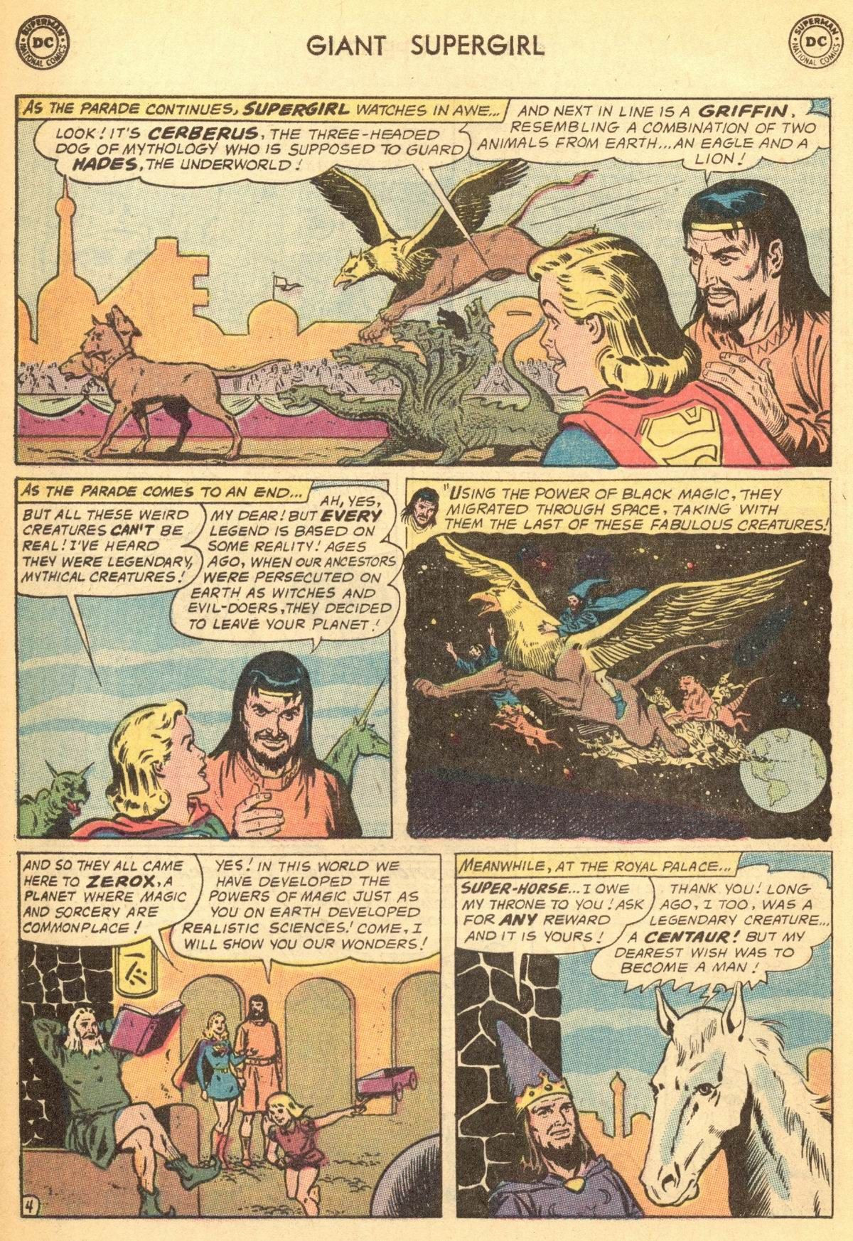 Read online Adventure Comics (1938) comic -  Issue #390 - 20